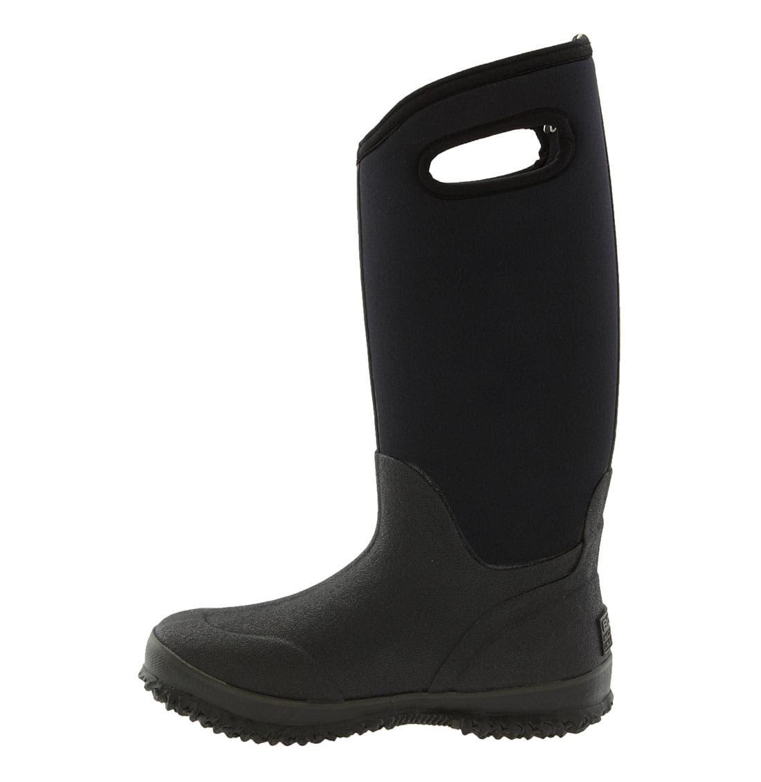 'Classic' Tall Rain Boot,                             Alternate thumbnail 2, color,                             001