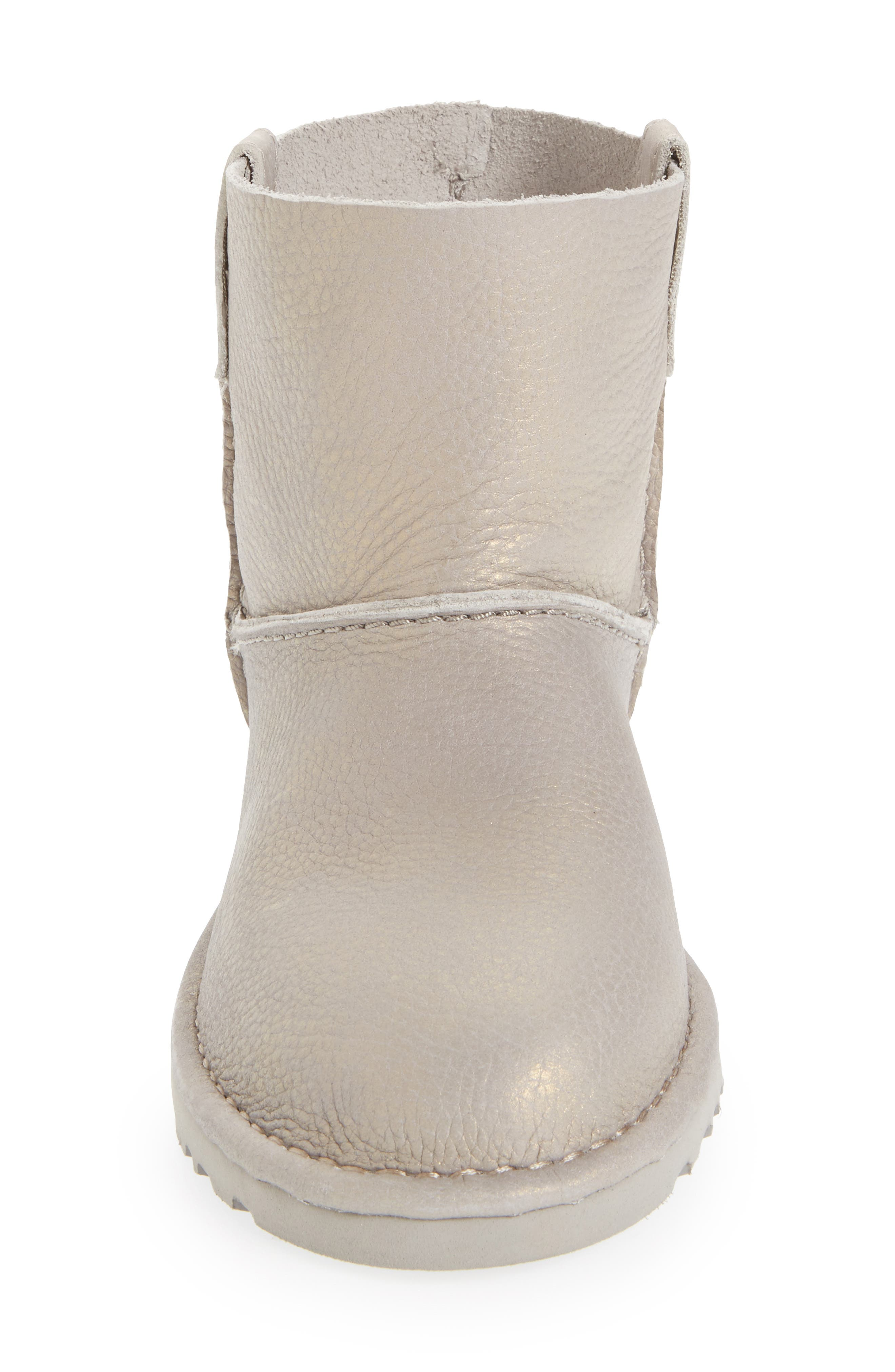 UGG<SUP>®</SUP>,                             Classic Unlined Mini Boot,                             Alternate thumbnail 3, color,                             040