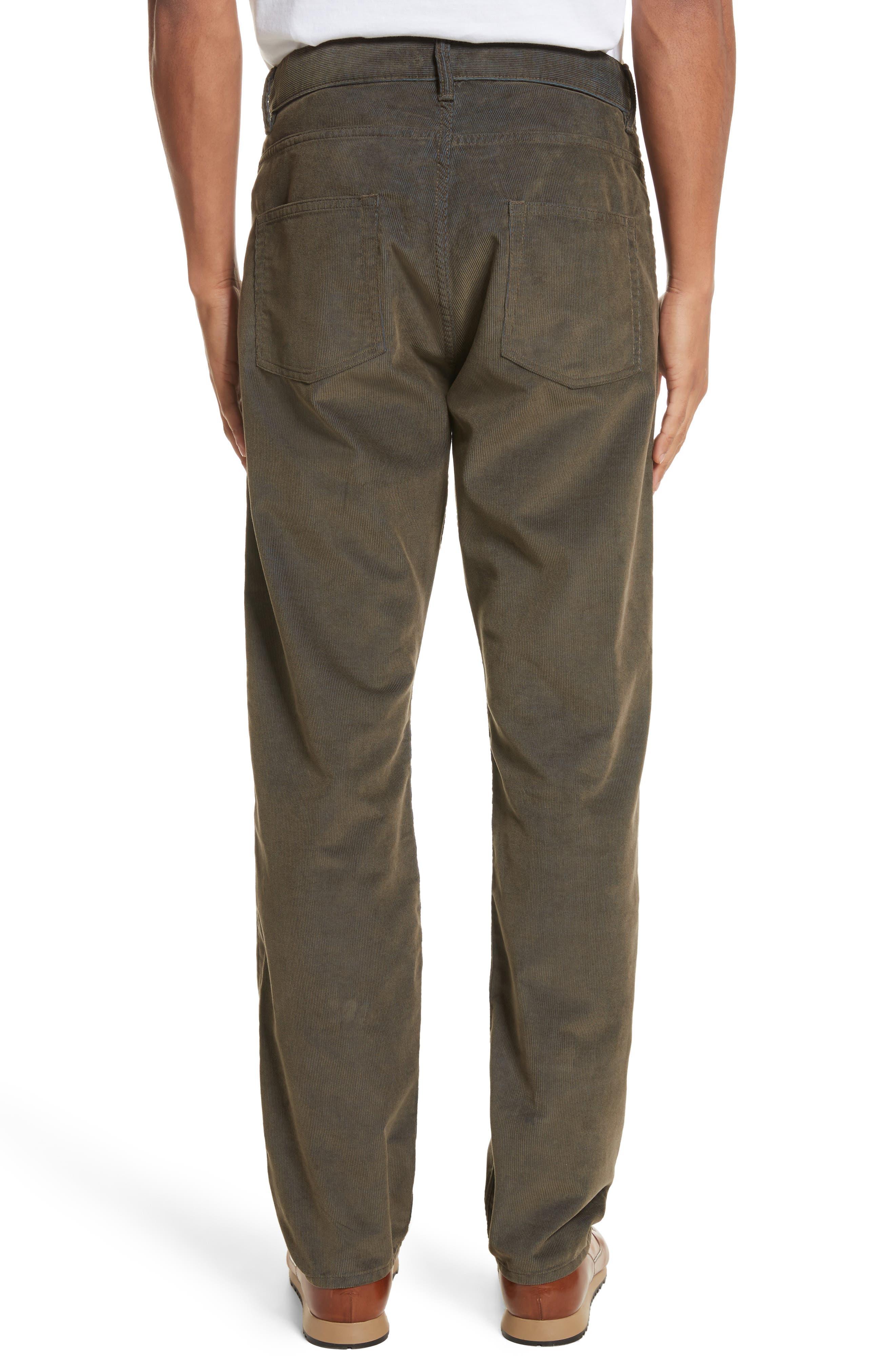 Second Cut Sludge Corduroy Pants,                             Alternate thumbnail 2, color,                             301