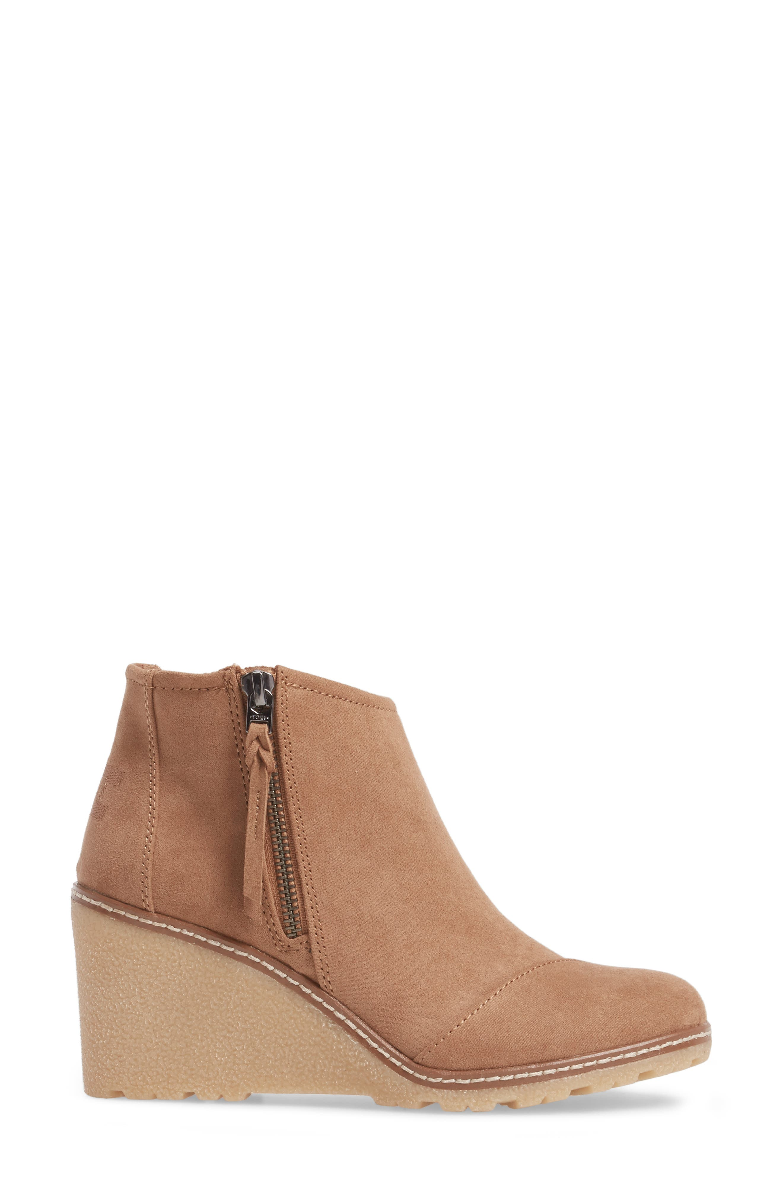 Avery Wedge Bootie,                             Alternate thumbnail 11, color,