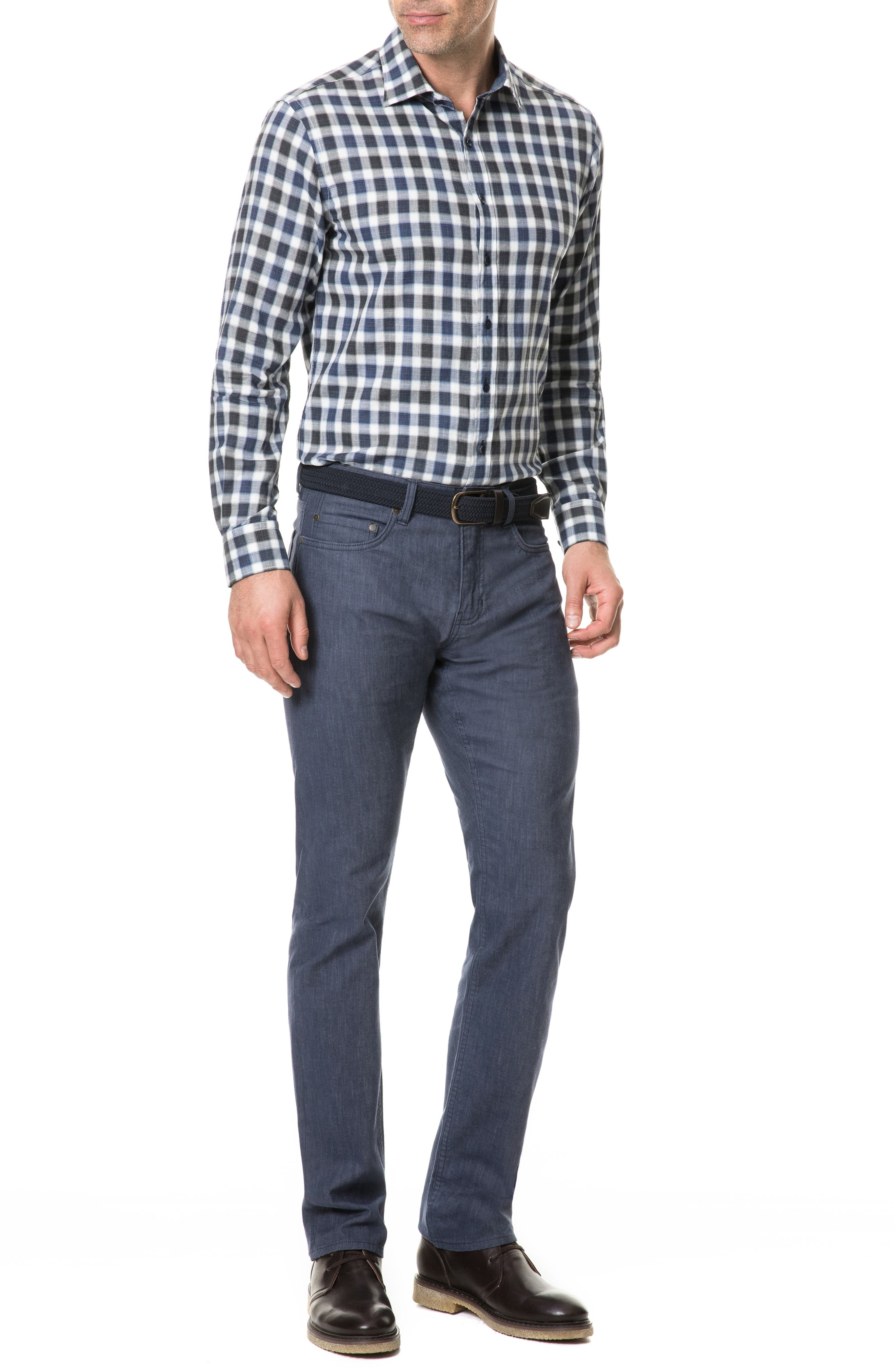 Amisfield Regular Fit Jeans,                             Alternate thumbnail 4, color,                             DUSK