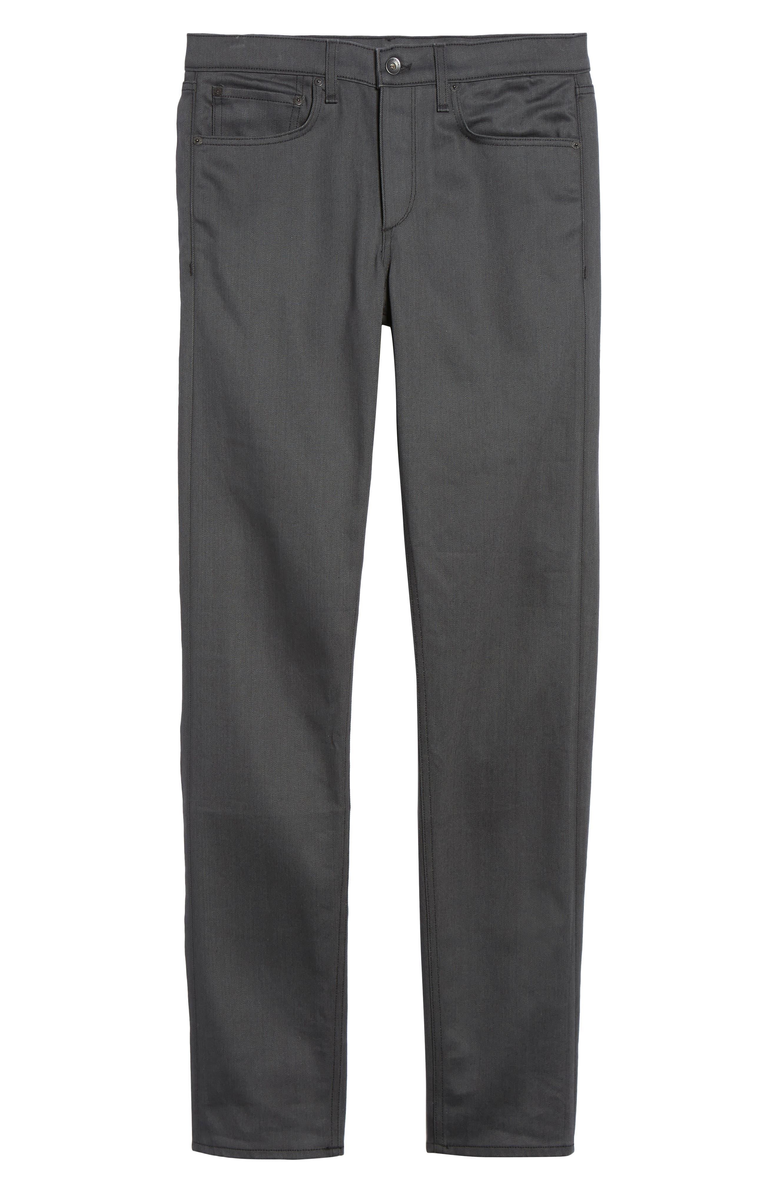 Fit 2 Slim Fit Jeans,                             Alternate thumbnail 6, color,                             002