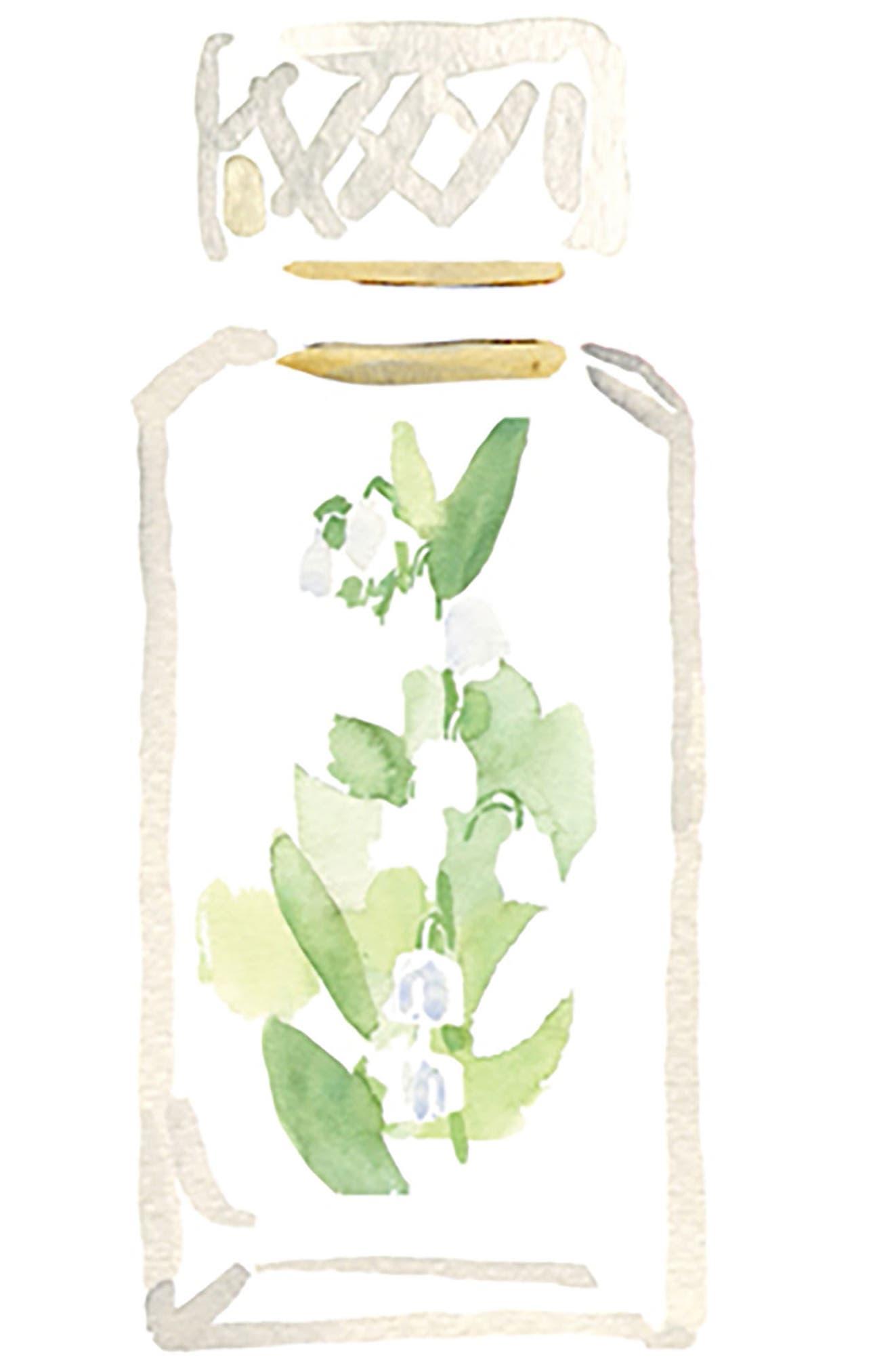 Jolie Fleur - Bleue Eau de Parfum Spray,                             Alternate thumbnail 3, color,