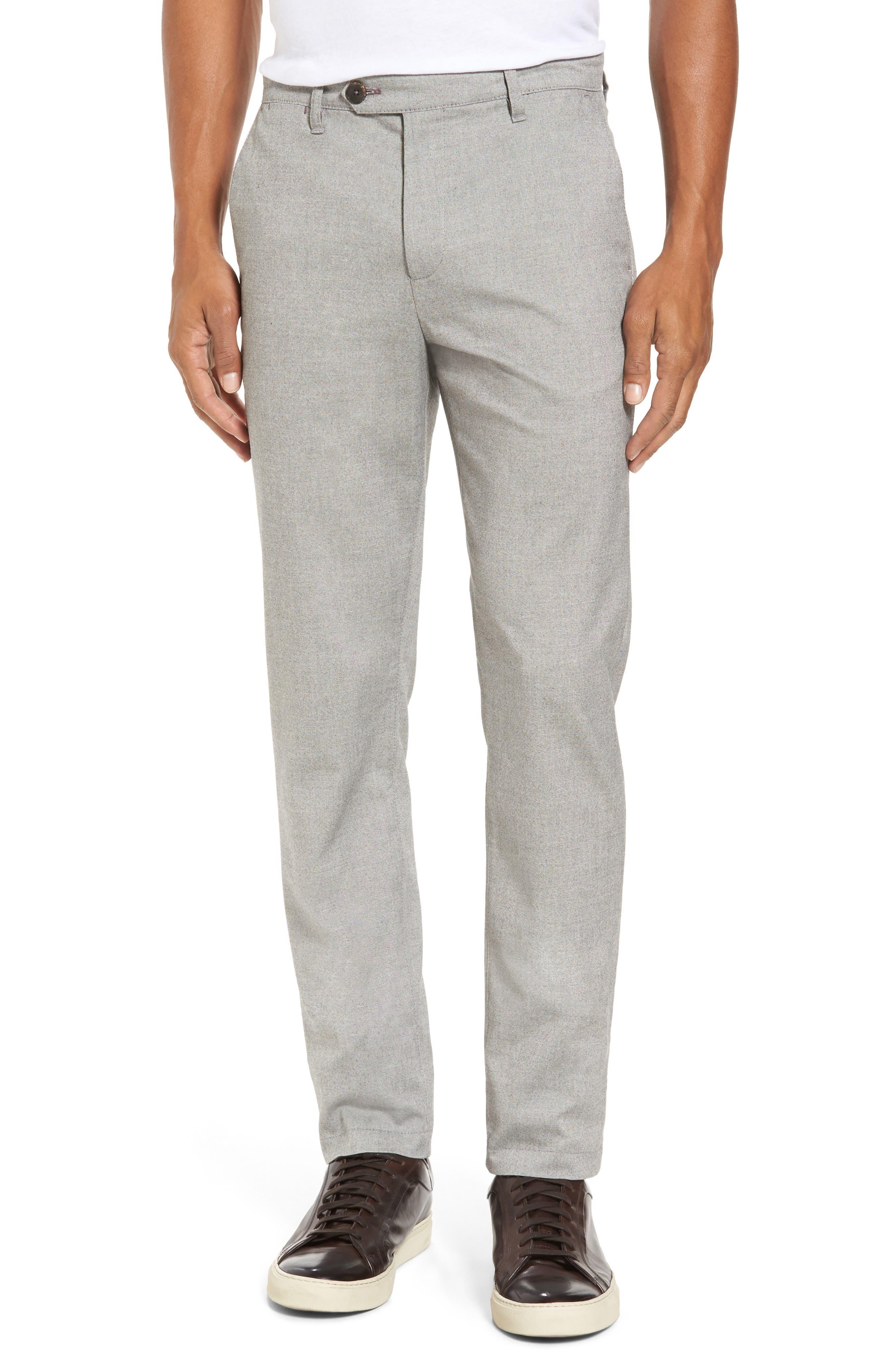 Modern Slim Fit Trousers,                             Main thumbnail 2, color,