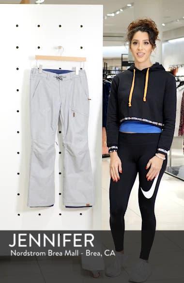 Nadia Waterproof DryFlight<sup>®</sup> WarmFlight<sup>®</sup> Insulated Snow Pants, sales video thumbnail