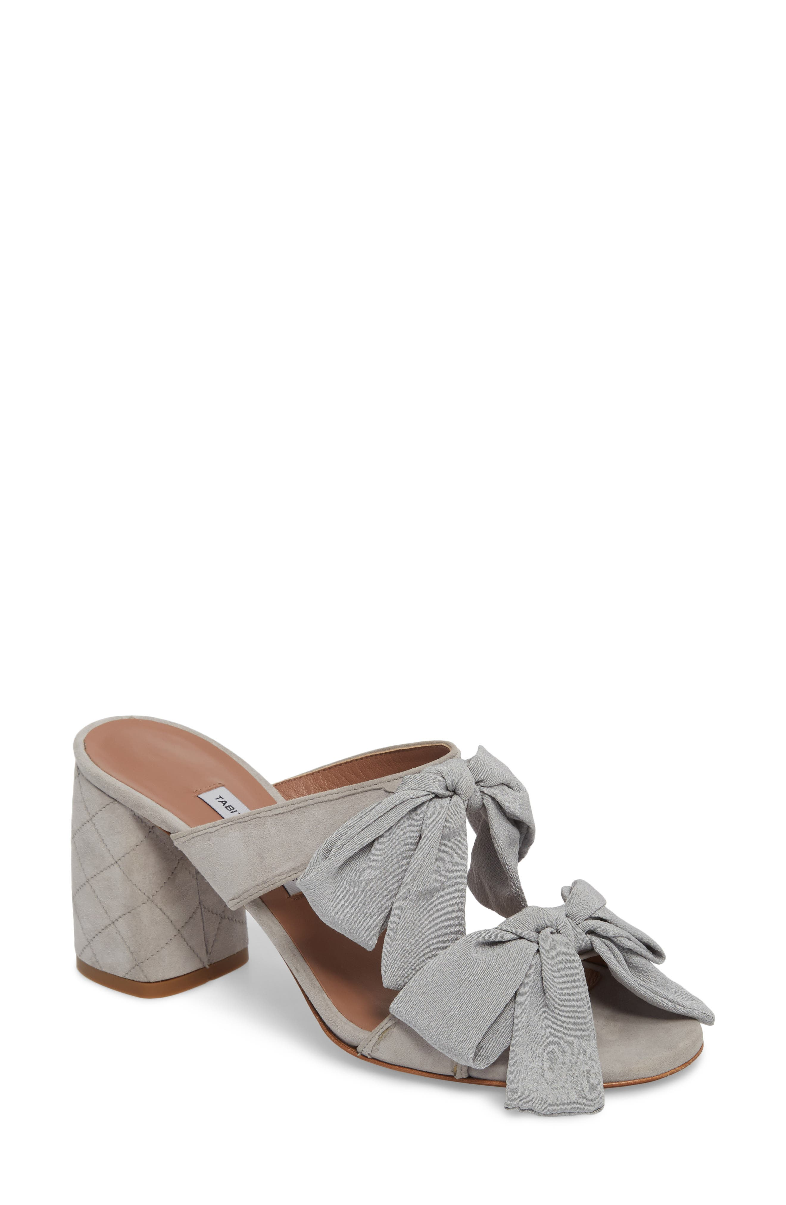 Barbi Bow Sandal,                             Main thumbnail 1, color,