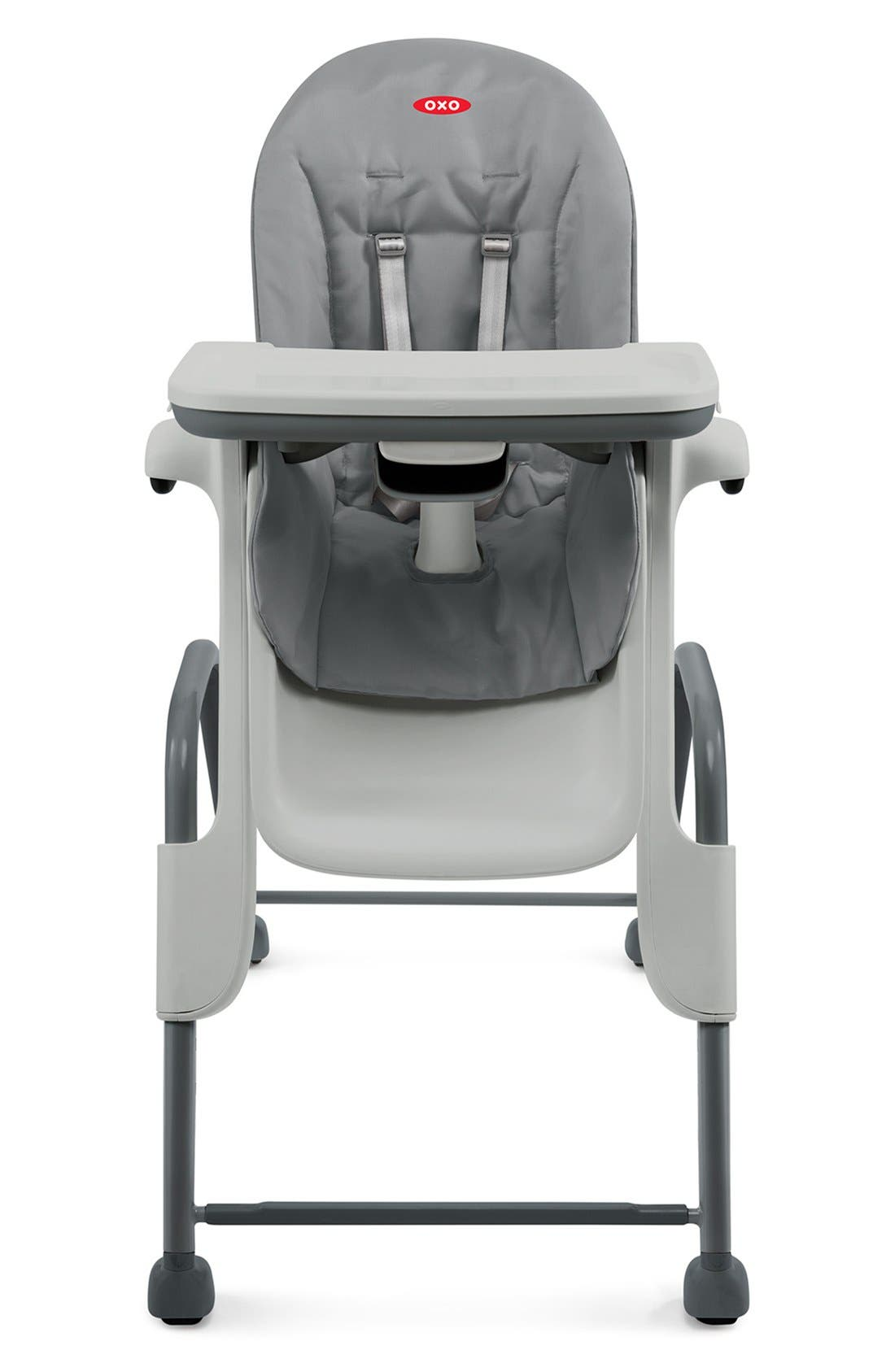 'Seedling' Highchair,                         Main,                         color, GRAPHITE / DARK GRAY