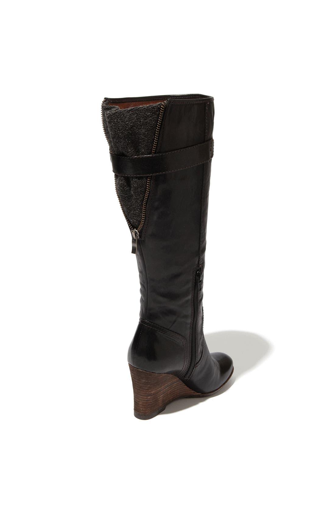 NAYA,                             'Quail' Boot,                             Alternate thumbnail 2, color,                             001