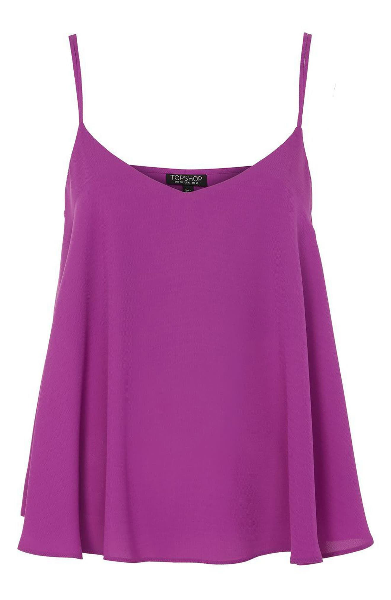 Rouleau Swing Camisole,                             Alternate thumbnail 44, color,