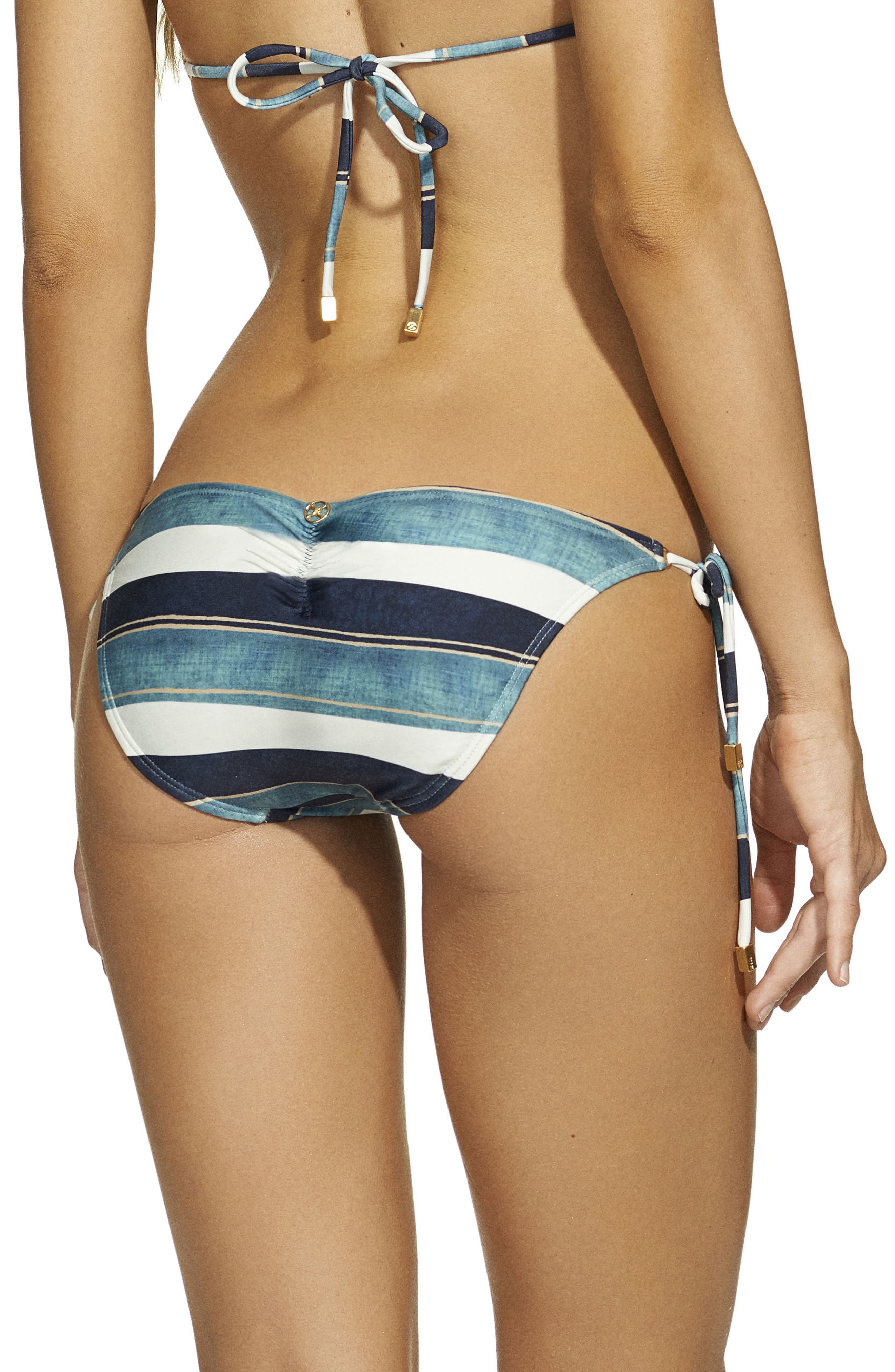 ViX San Andreas Side Tie Bikini Bottoms,                             Alternate thumbnail 2, color,