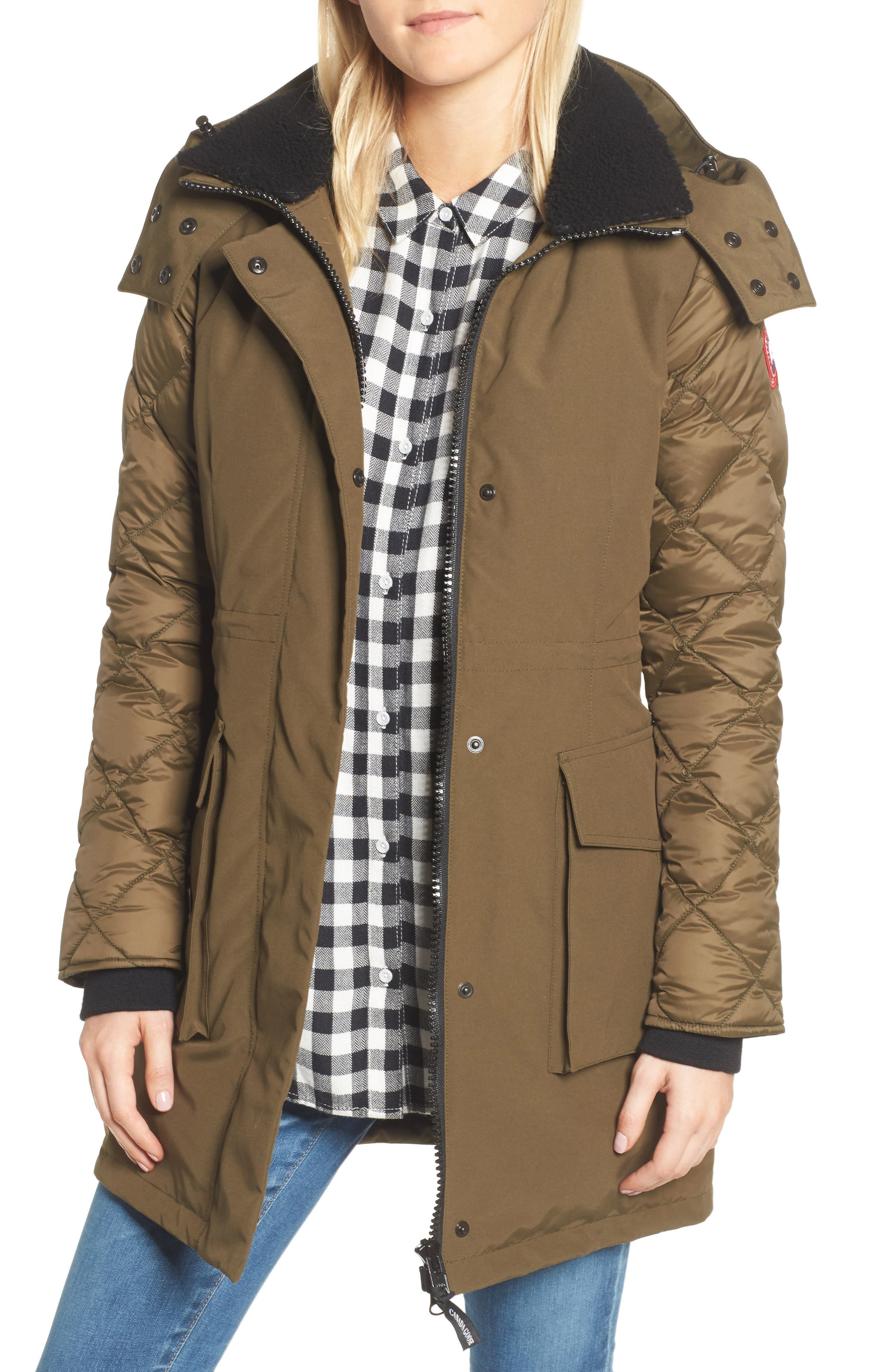 Canada Goose Elwin Power Fill Down Jacket