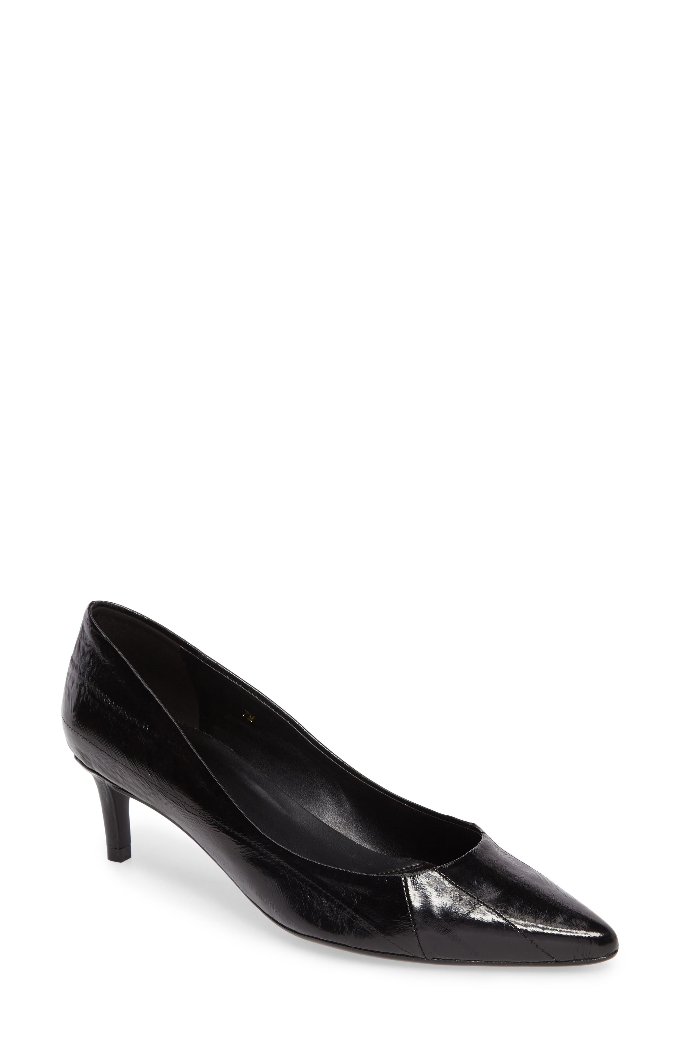 Tommy Pointy Toe Pump,                             Main thumbnail 1, color,                             002