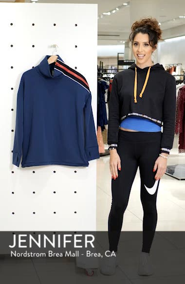 Infield Thermal Pullover, sales video thumbnail