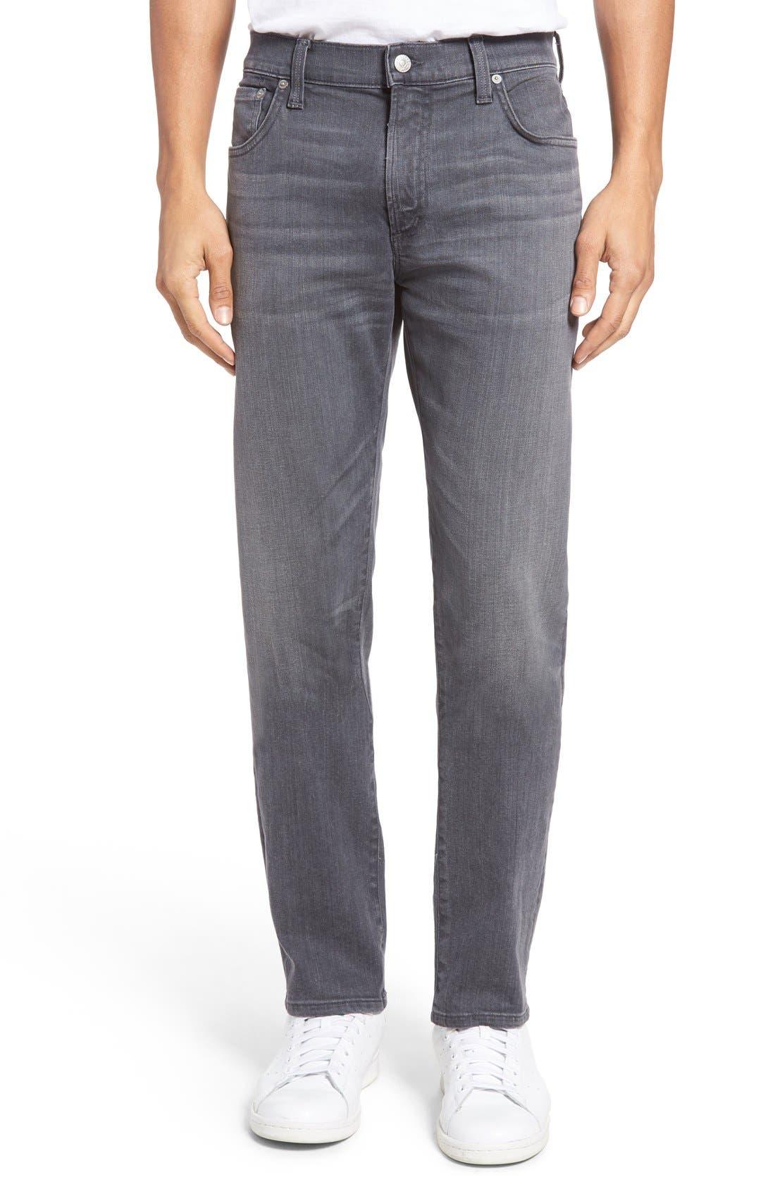 Core Slim Fit Jeans,                         Main,                         color, 400