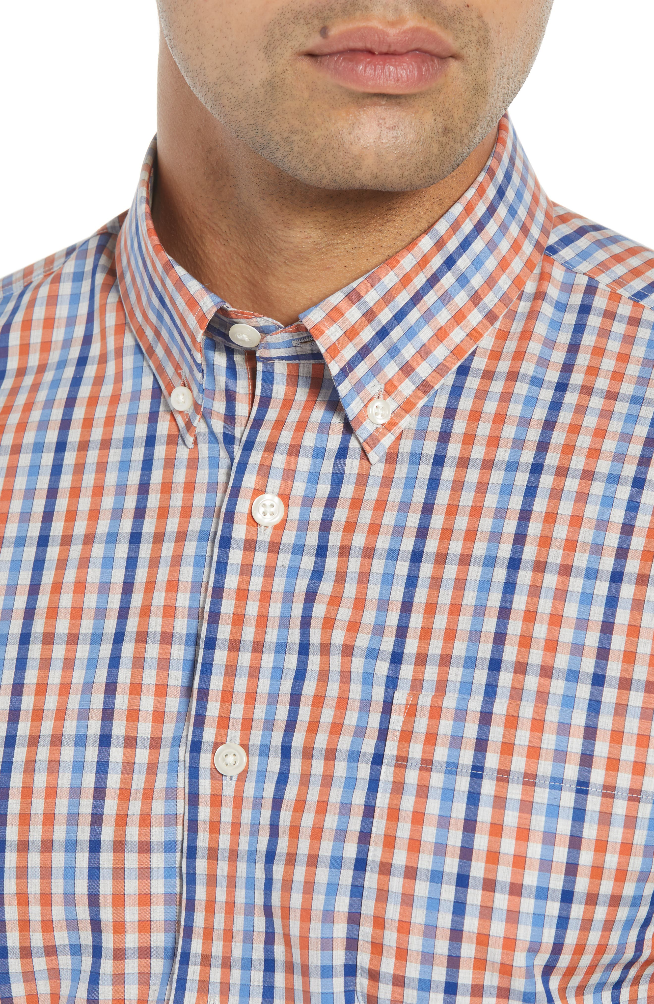 Rawlings Classic Fit Sport Shirt,                             Alternate thumbnail 2, color,                             MARINER