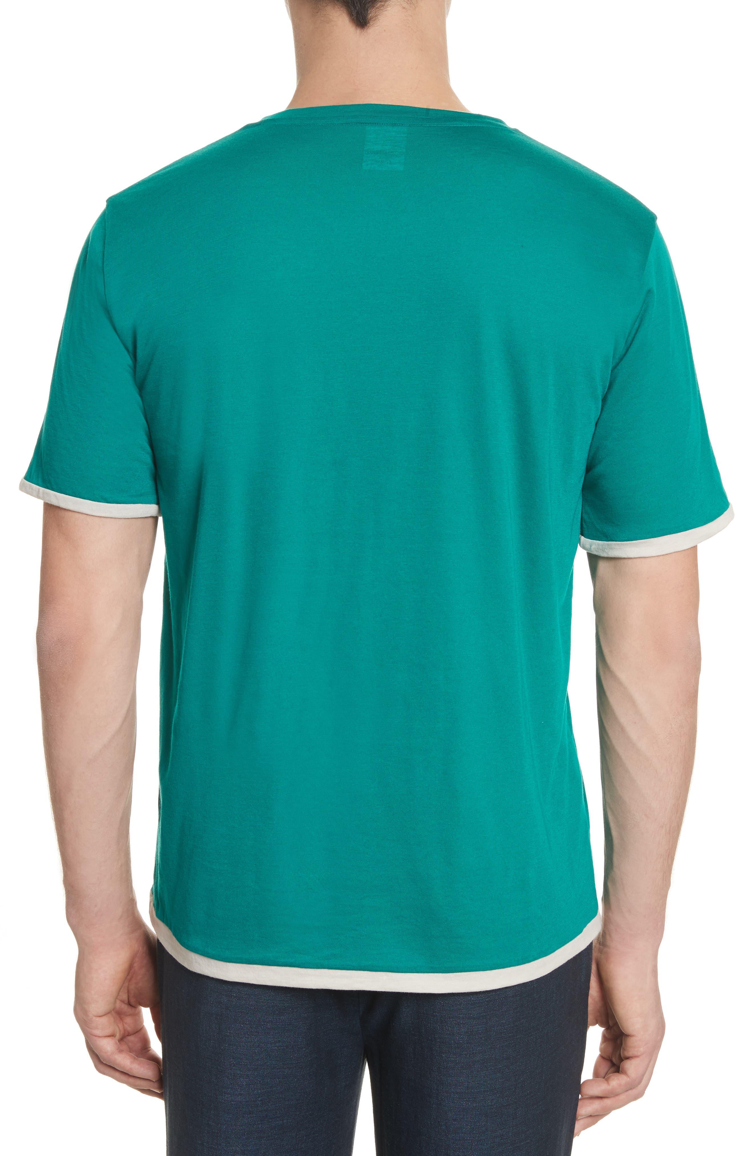 Henley T-Shirt,                             Alternate thumbnail 2, color,                             300