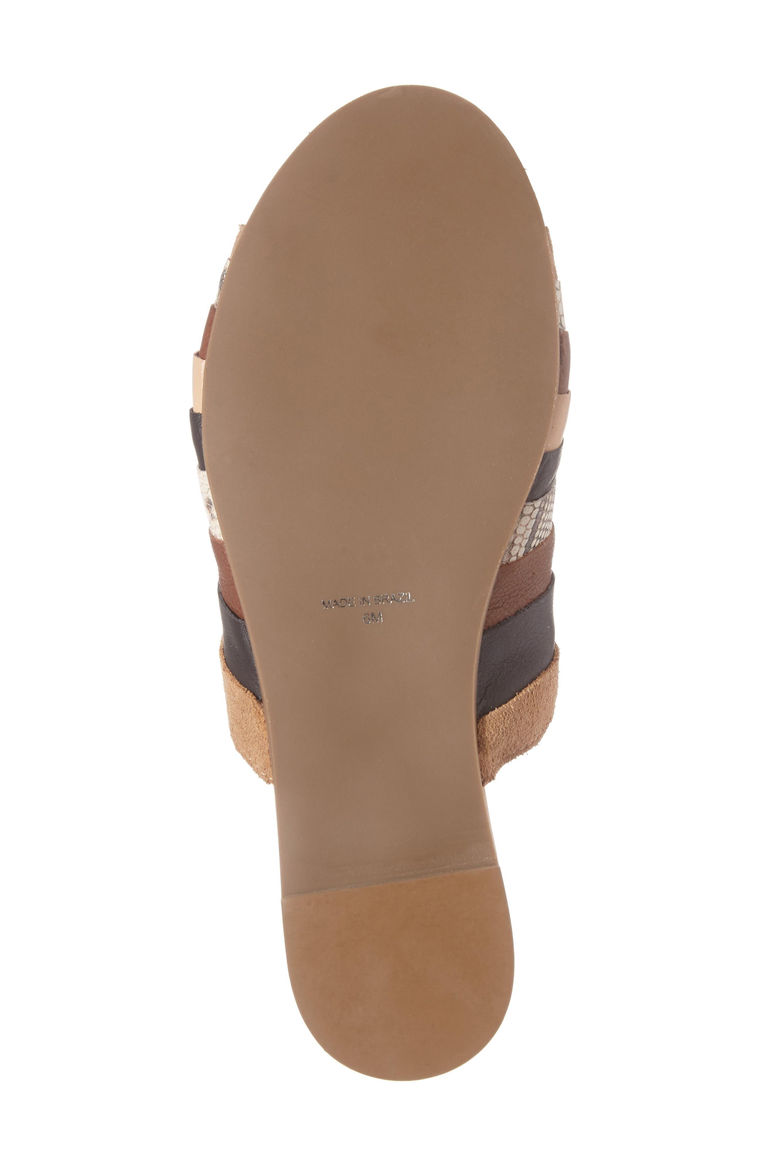 Moody Slide Sandal,                             Alternate thumbnail 6, color,                             250