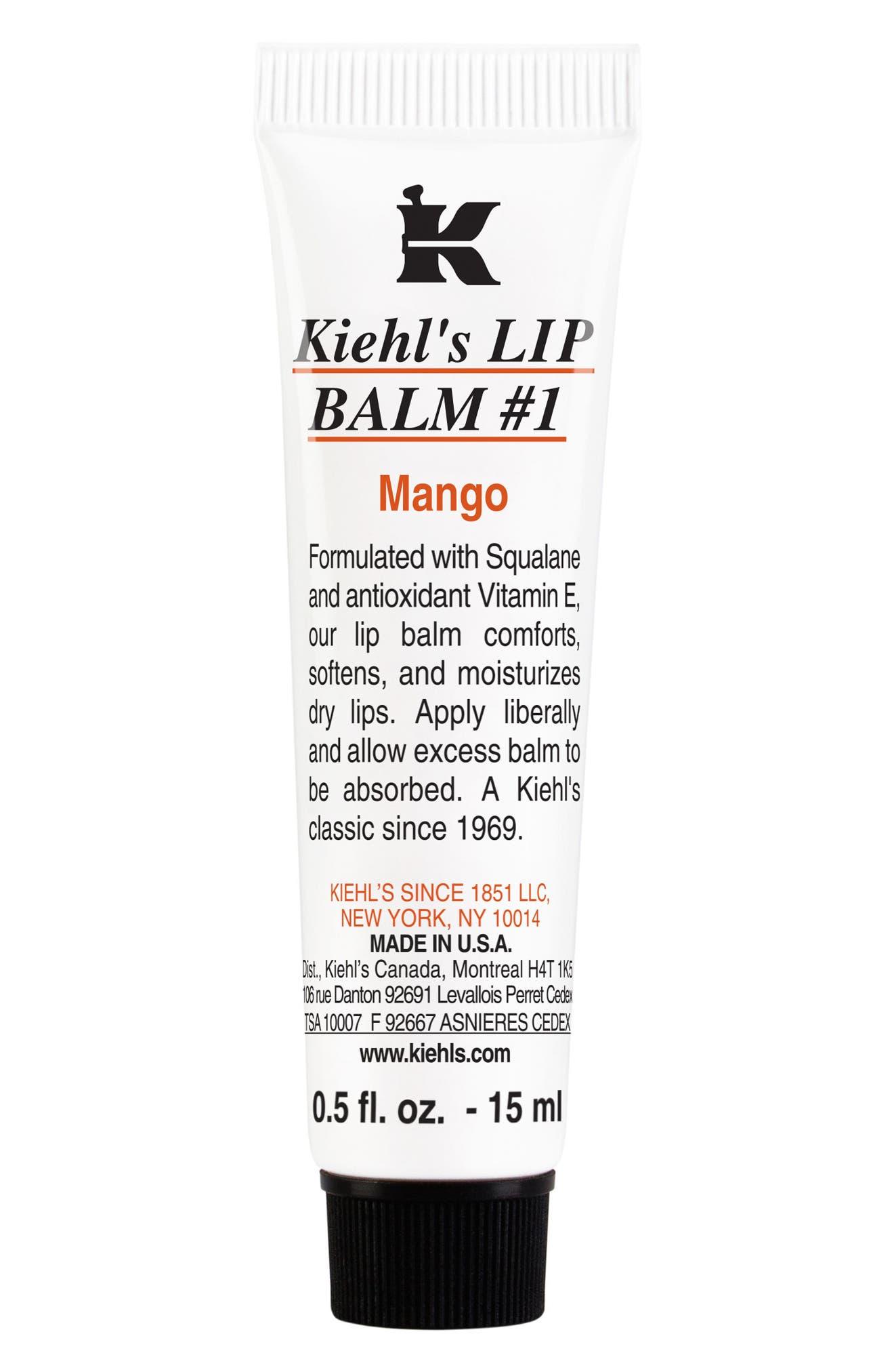 Flavored Lip Balm #1,                             Alternate thumbnail 2, color,                             MANGO
