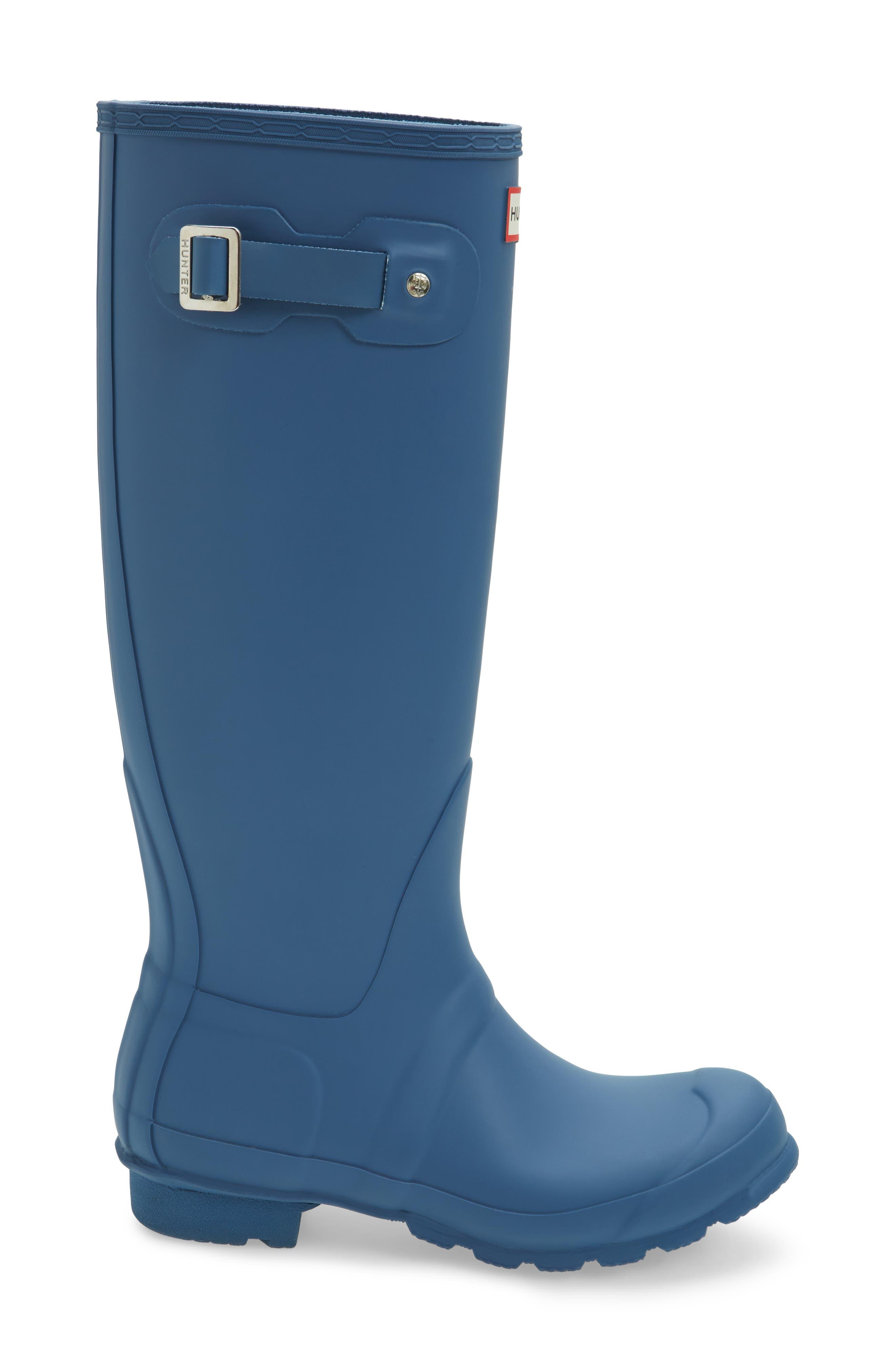 'Original Tall' Rain Boot,                             Alternate thumbnail 110, color,