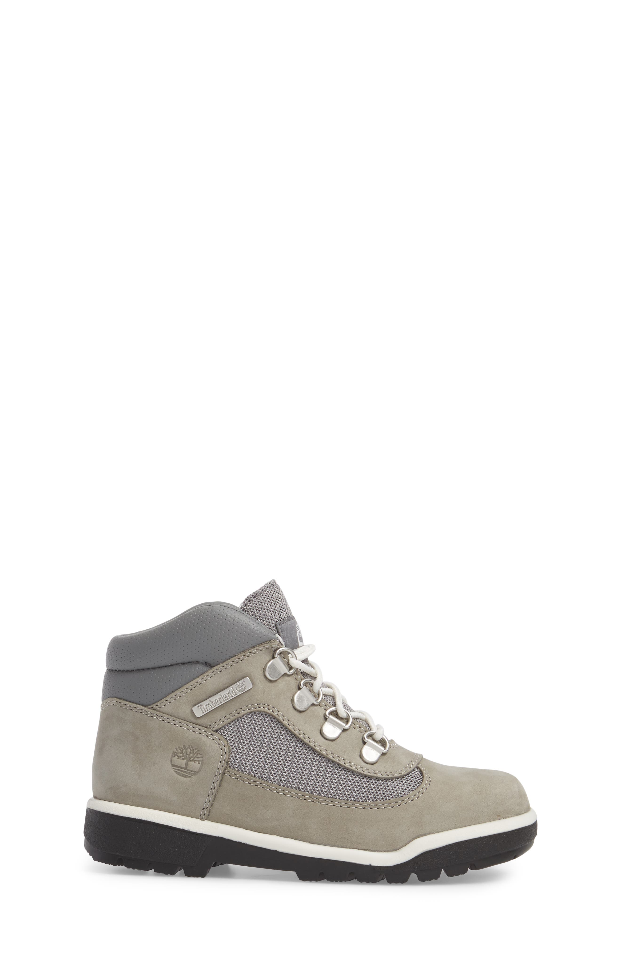 Water-Resistant Chukka Field Boot,                             Alternate thumbnail 3, color,                             030