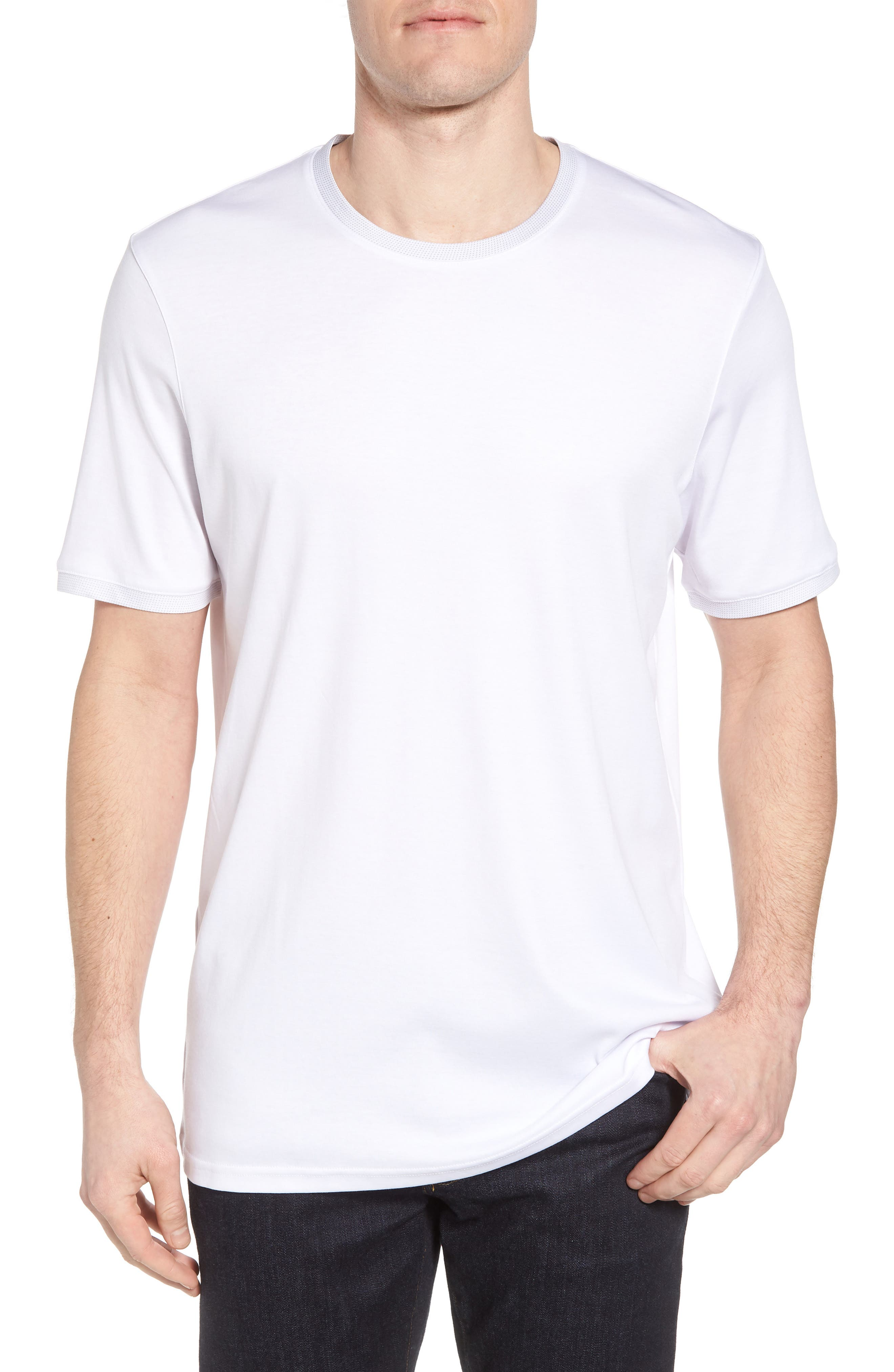Piktt Crewneck T-Shirt,                             Main thumbnail 1, color,