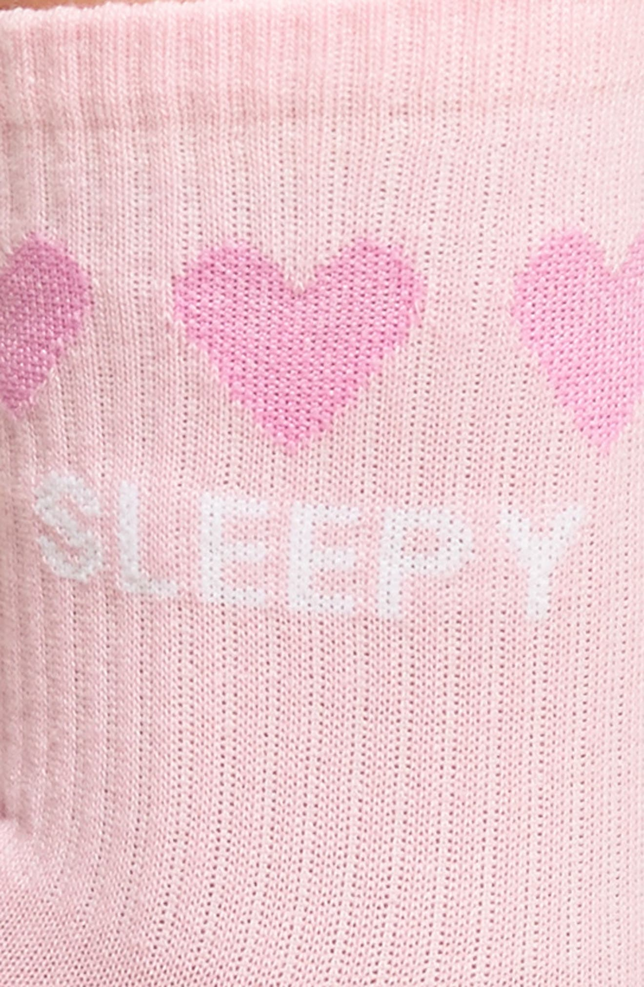 Sleepy Socks,                             Alternate thumbnail 2, color,                             650