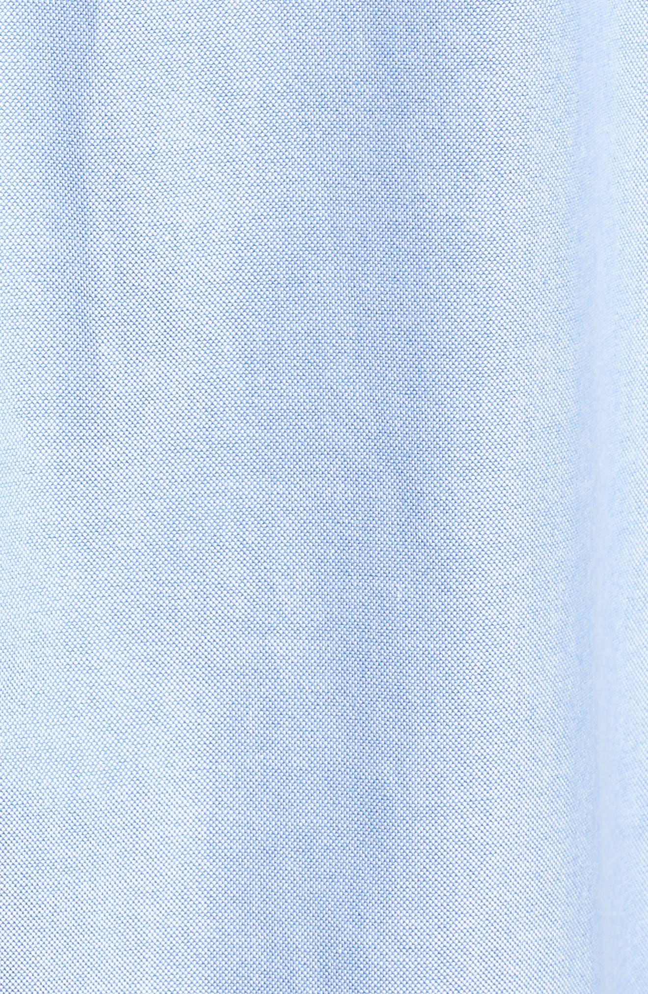 Classics Shirt,                             Alternate thumbnail 5, color,                             LIGHT BLUE