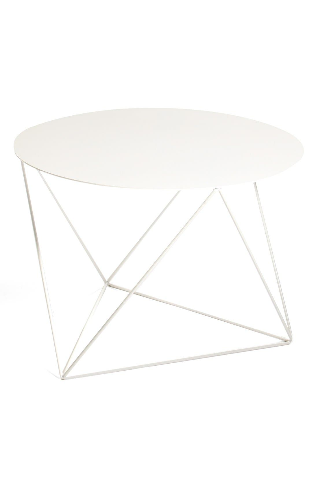 ERIC TRINE Octahedron Side Table, Main, color, 100