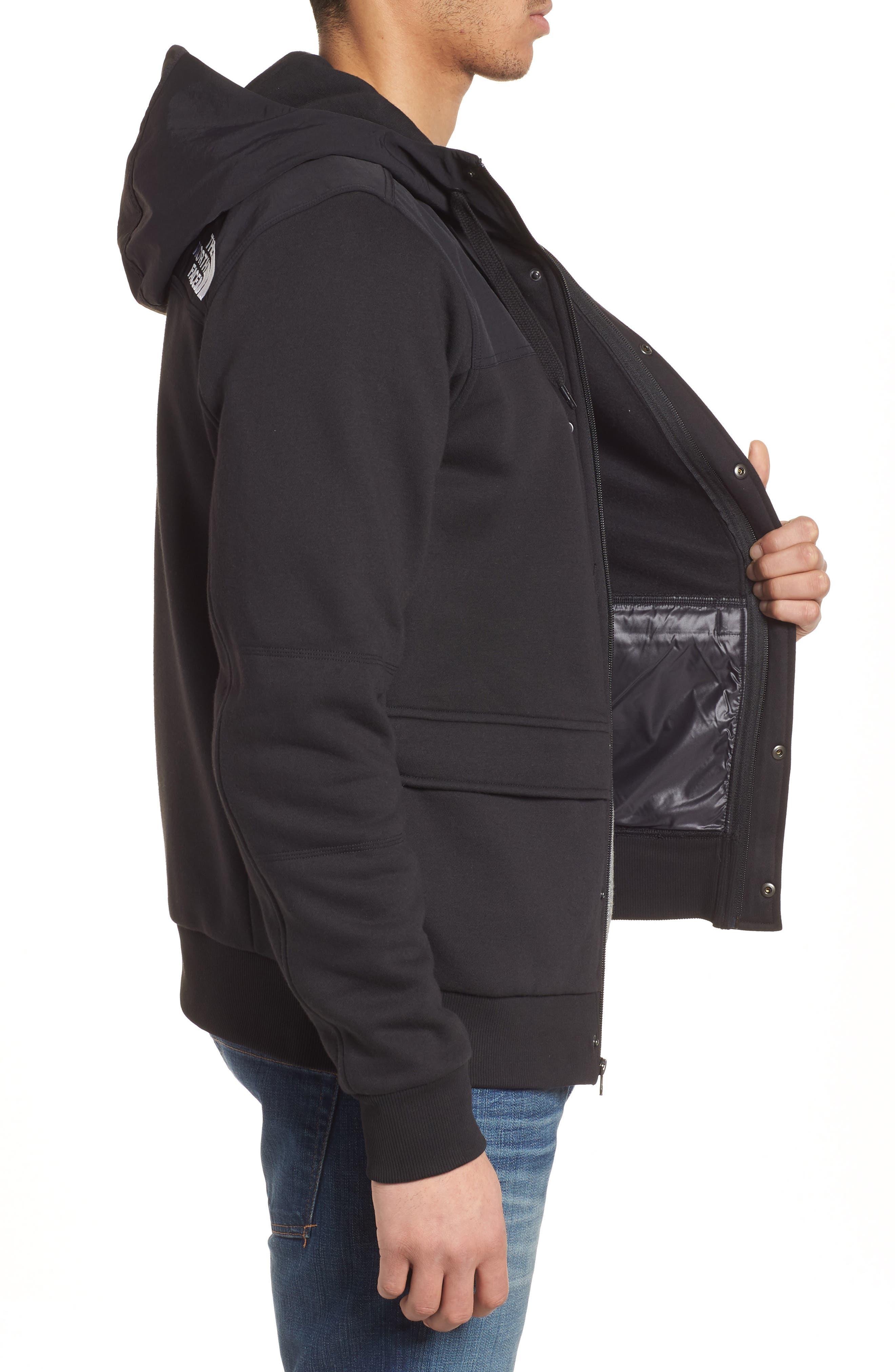 Rivington II Hooded Jacket,                             Alternate thumbnail 3, color,                             001