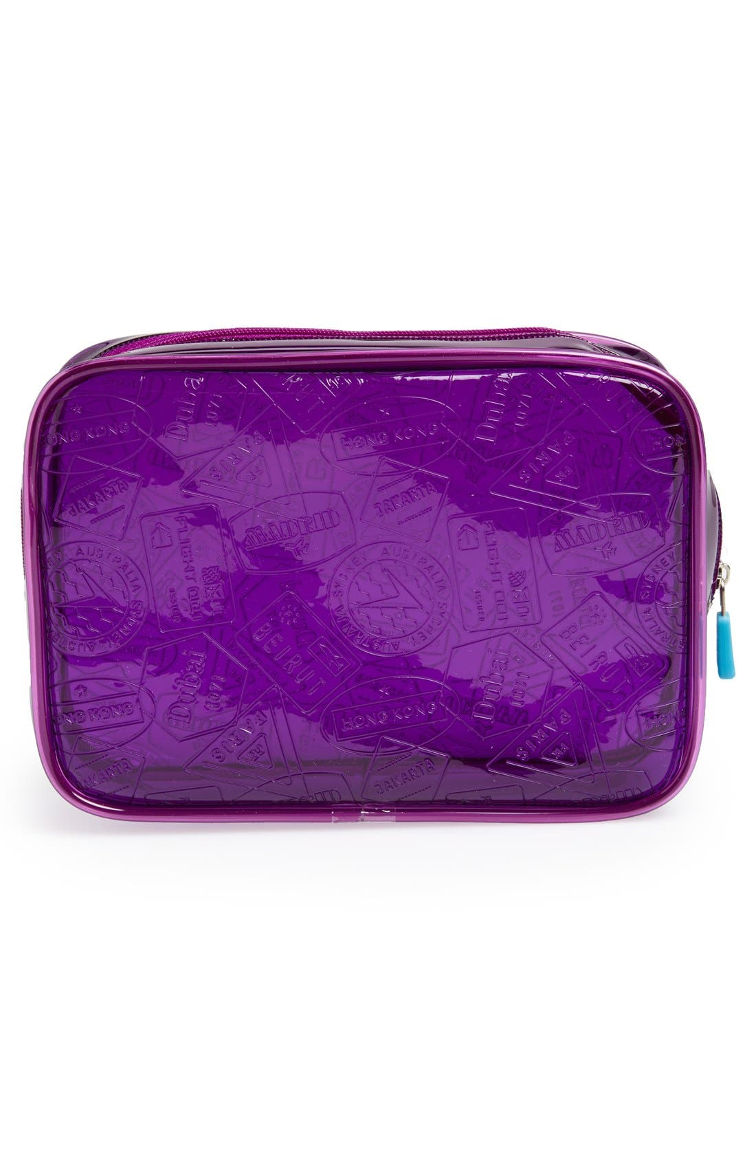 X-Ray Neon Quart Bag,                             Alternate thumbnail 12, color,