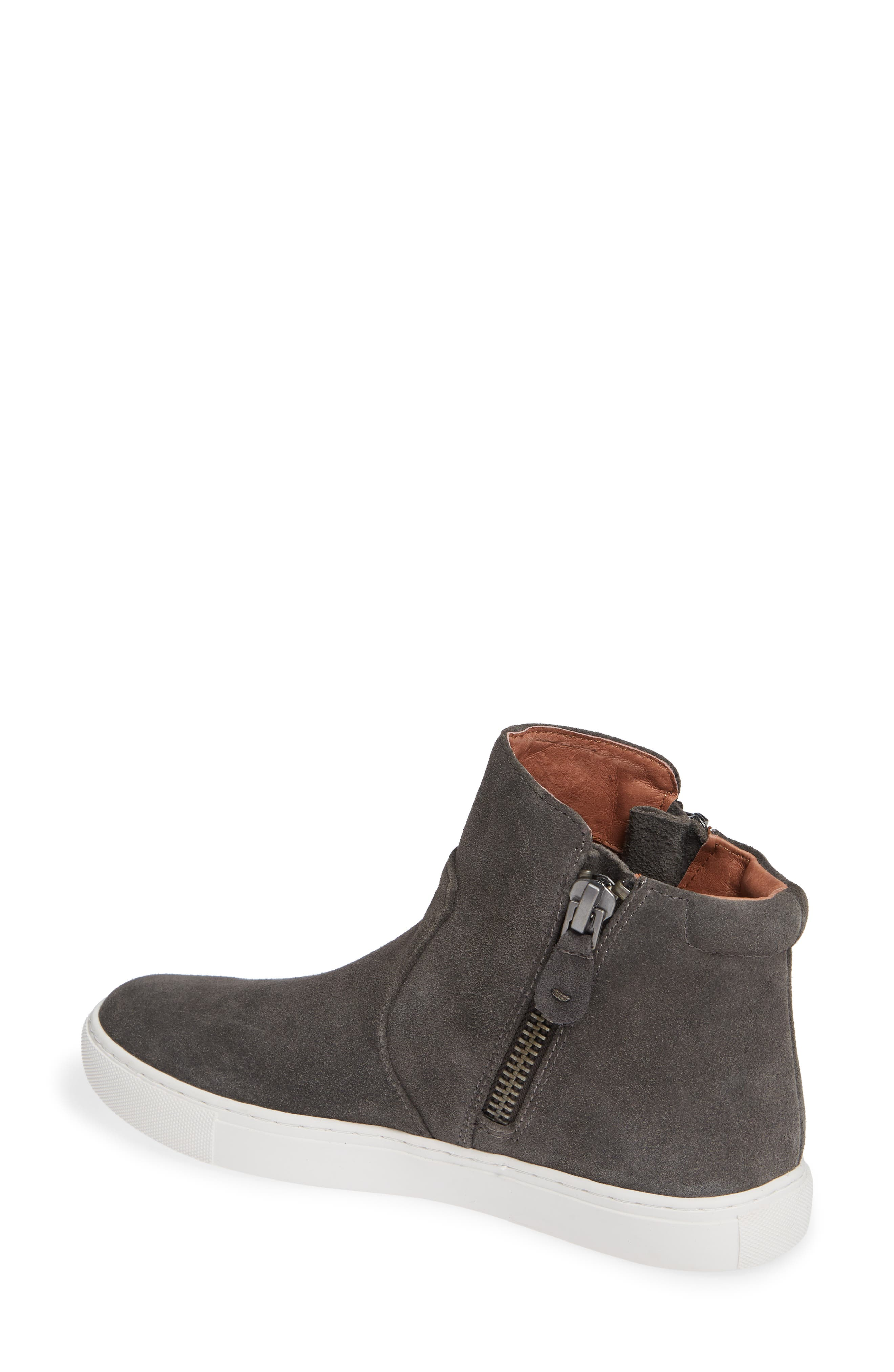 by Kenneth Cole Carter Bootie,                             Alternate thumbnail 2, color,                             GREY SUEDE