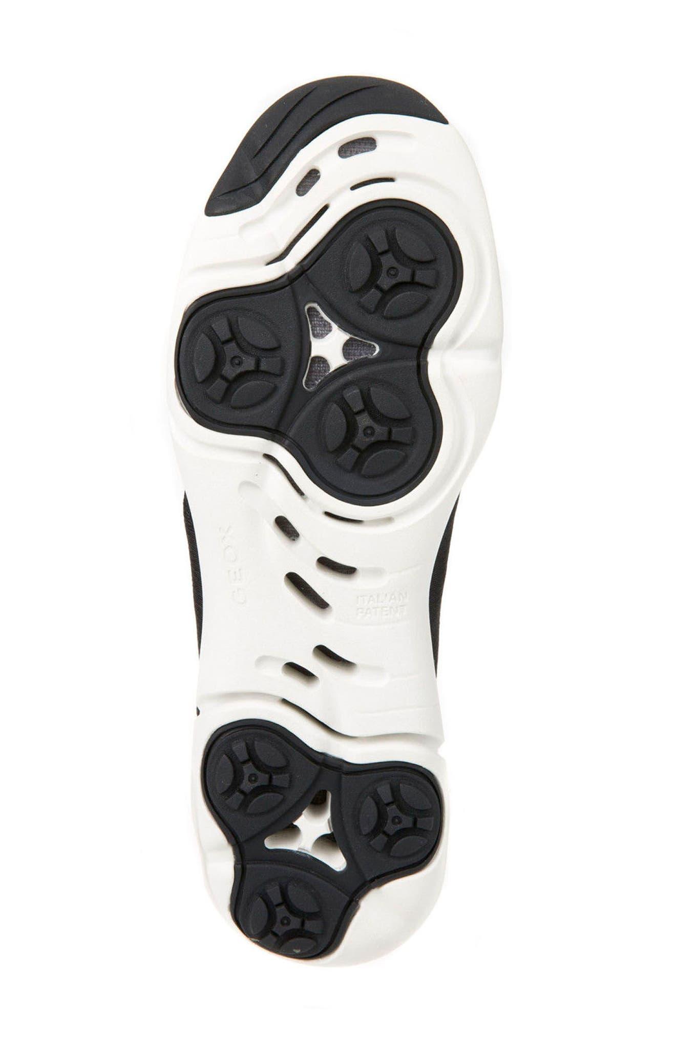 Nebula S Slip-On Sneaker,                             Alternate thumbnail 5, color,                             001