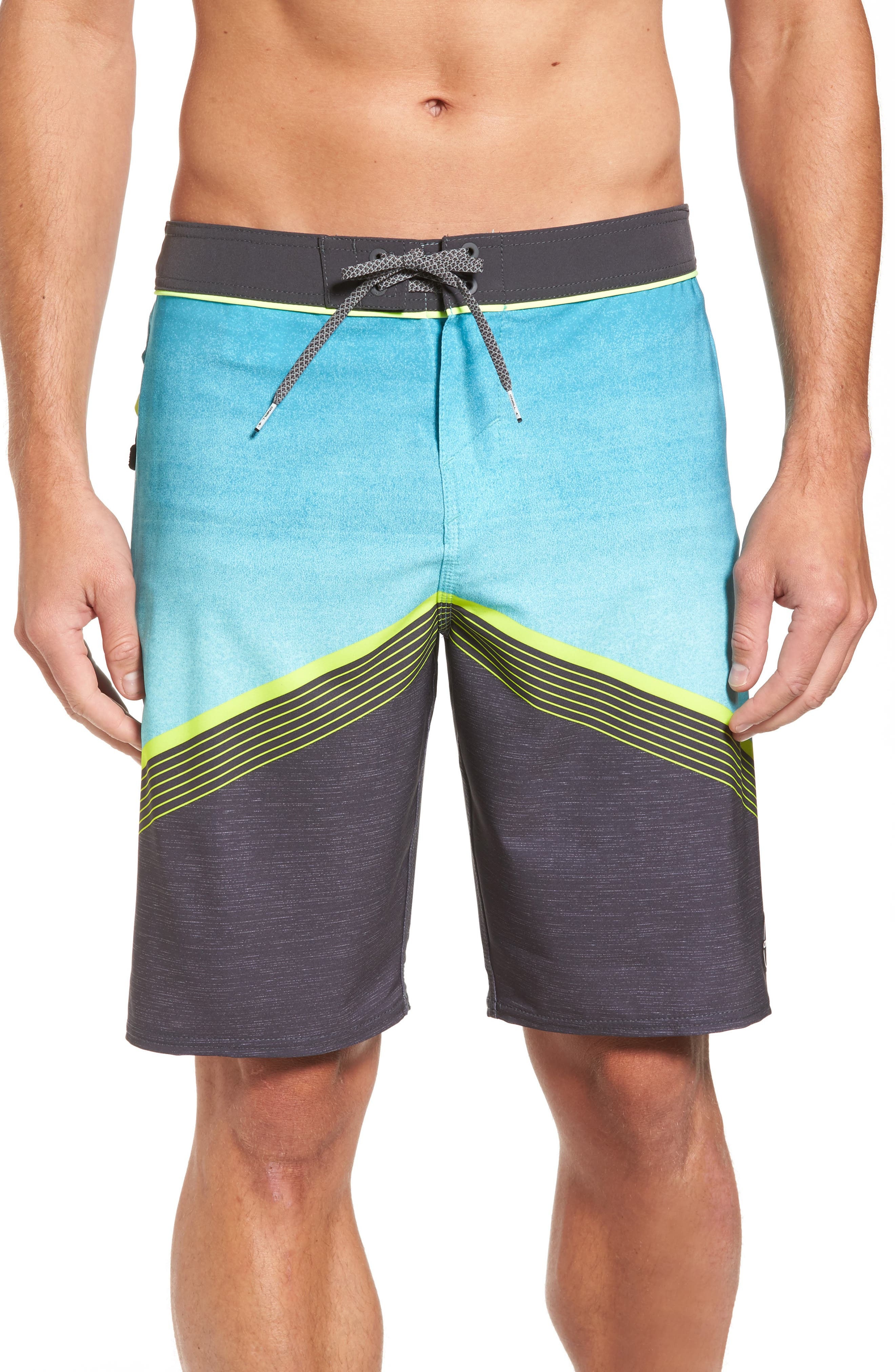 Hyperfreak Stretch Board Shorts,                             Main thumbnail 3, color,