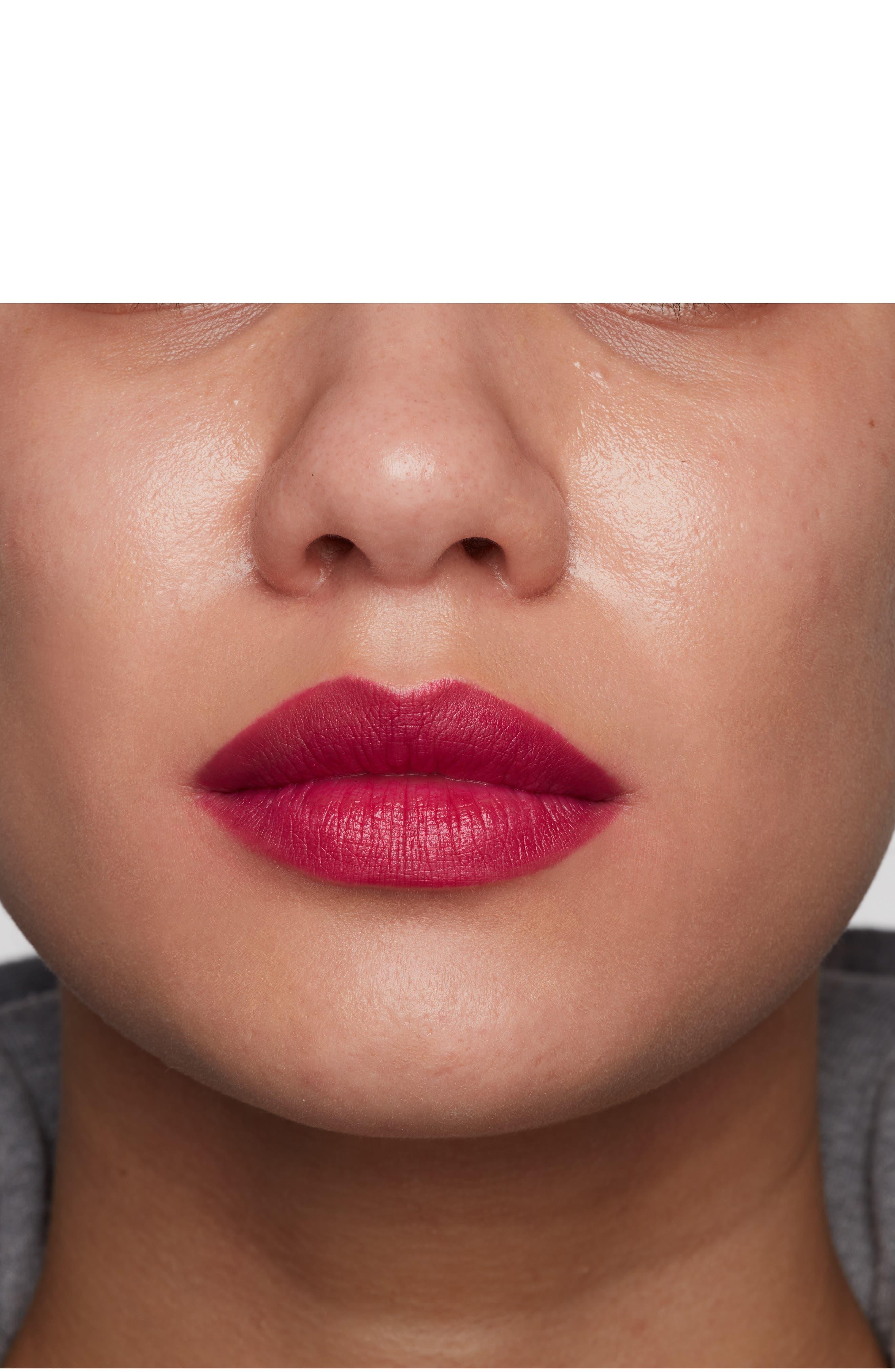 MAC Viva Glam Taraji P. Henson Lipstick,                             Alternate thumbnail 4, color,                             650