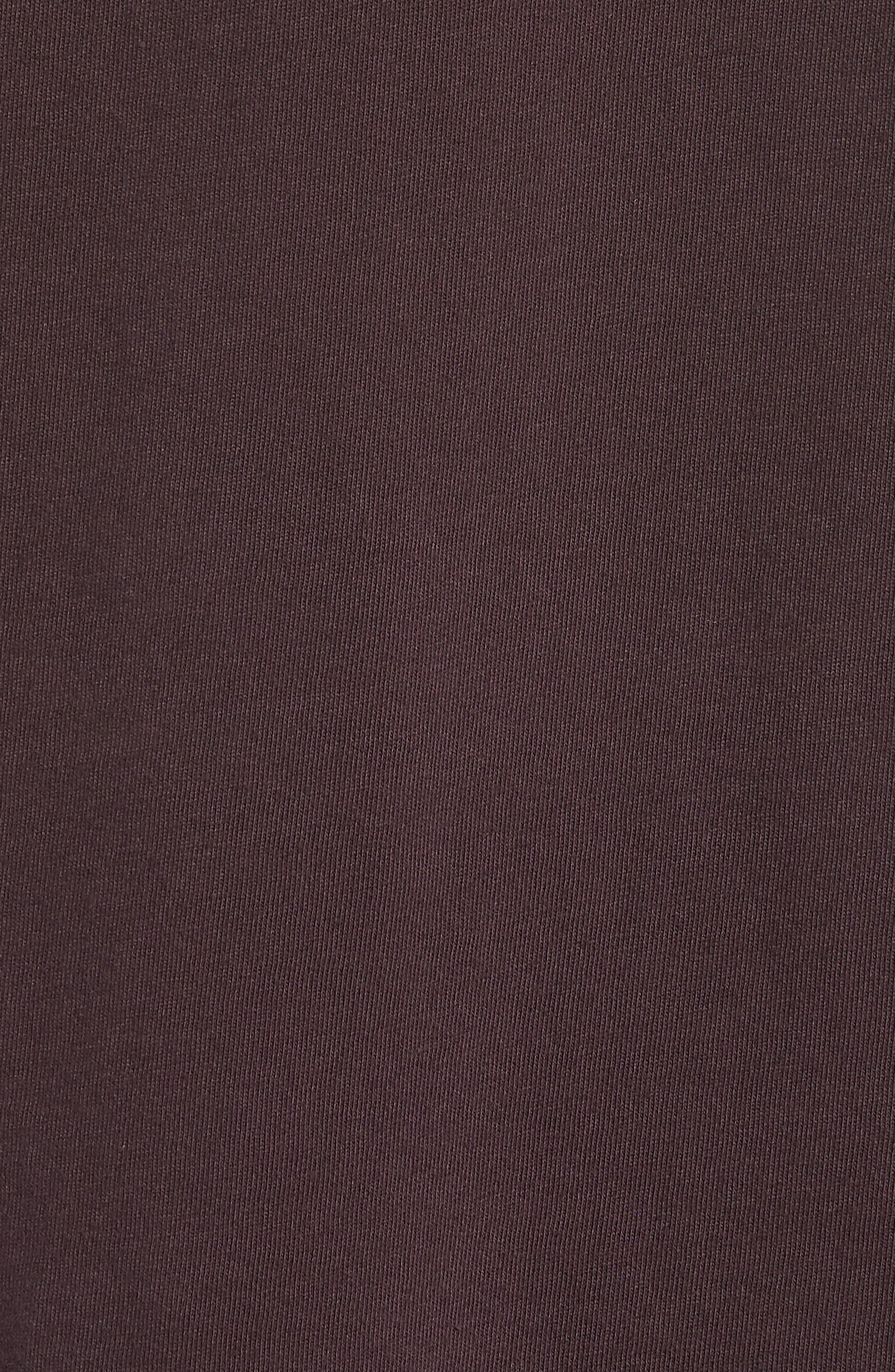 UE Pyramid T-Shirt,                             Alternate thumbnail 5, color,                             WINE