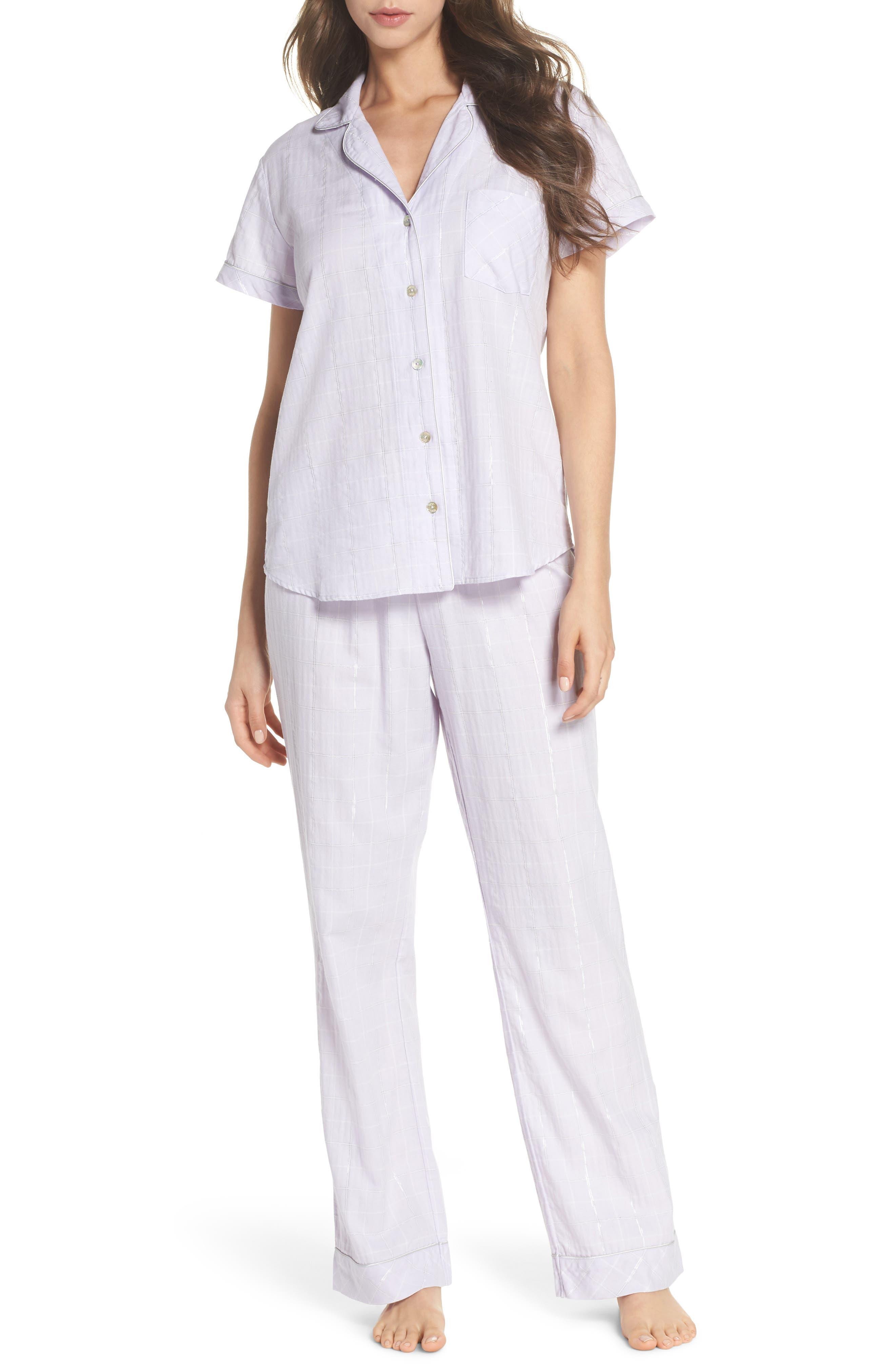 Rosan Sparkle Pajamas,                         Main,                         color, 538