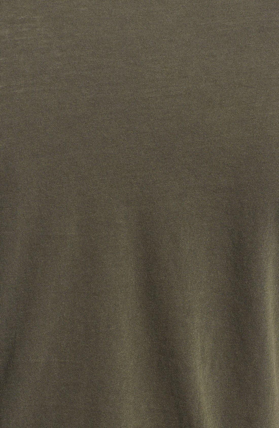 Crewneck Jersey T-Shirt,                             Alternate thumbnail 176, color,