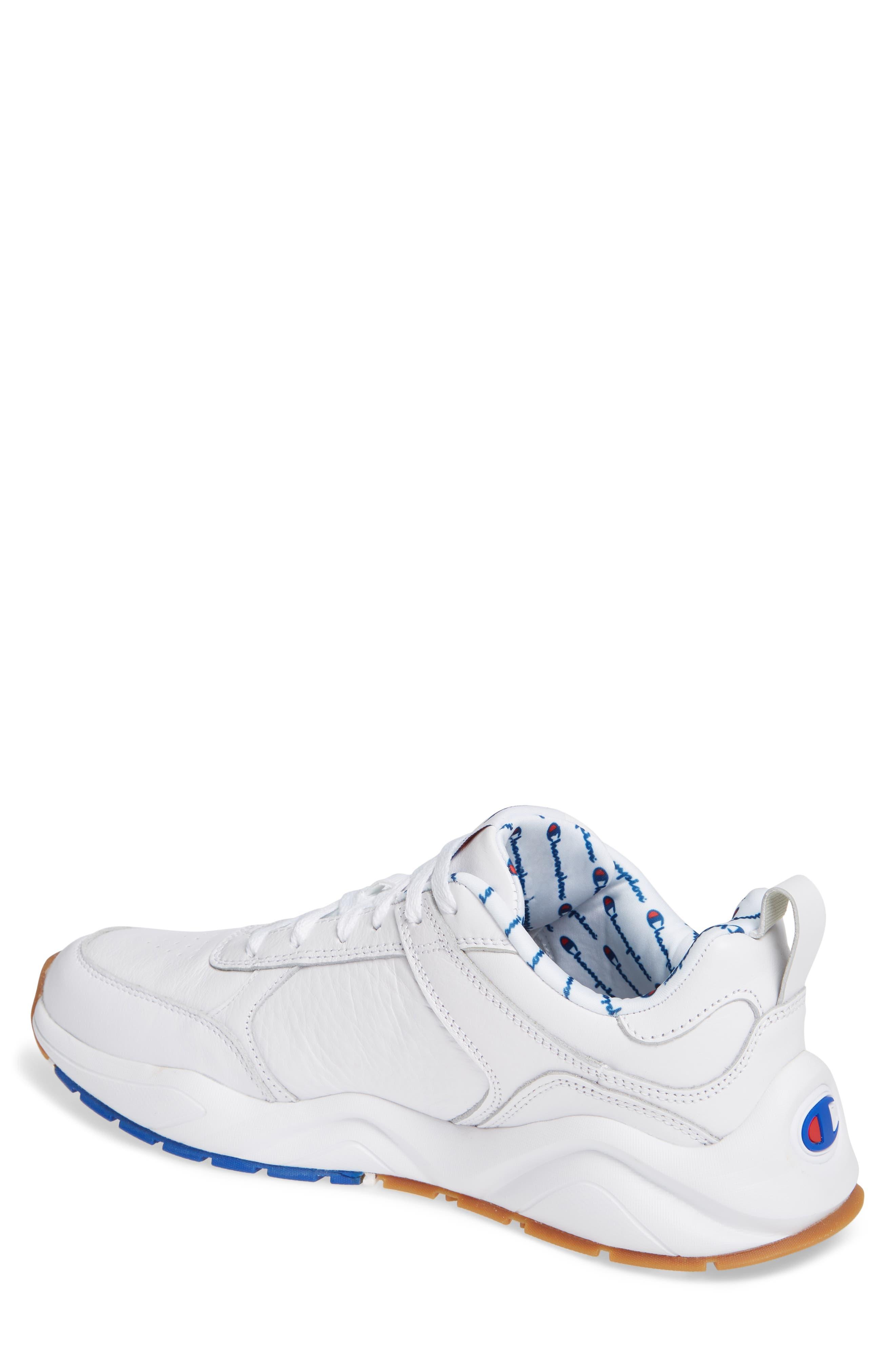 Bones Big-C Sneaker,                             Alternate thumbnail 2, color,                             WHITE