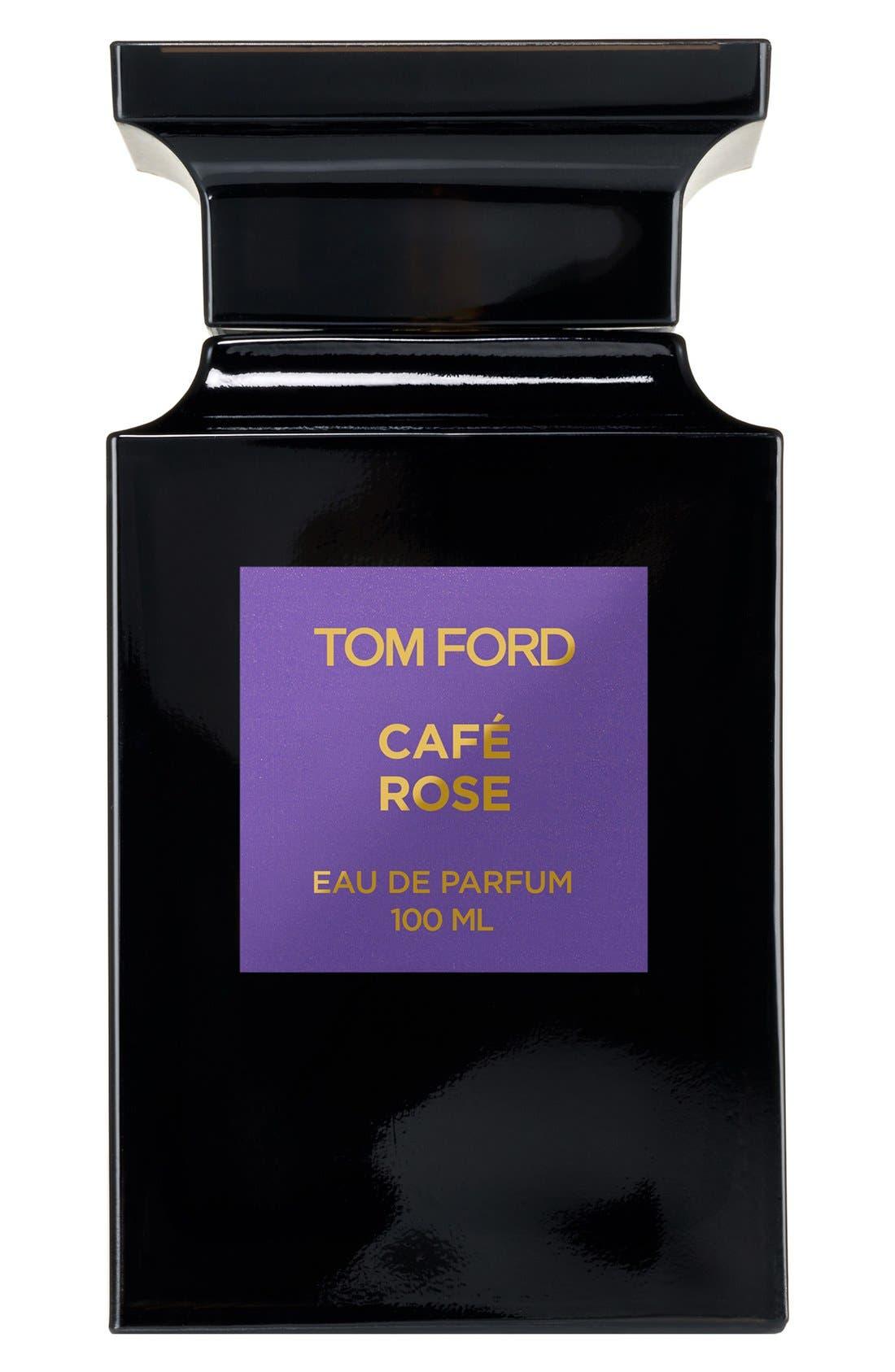 Private Blend Café Rose Eau de Parfum,                             Alternate thumbnail 3, color,                             NO COLOR