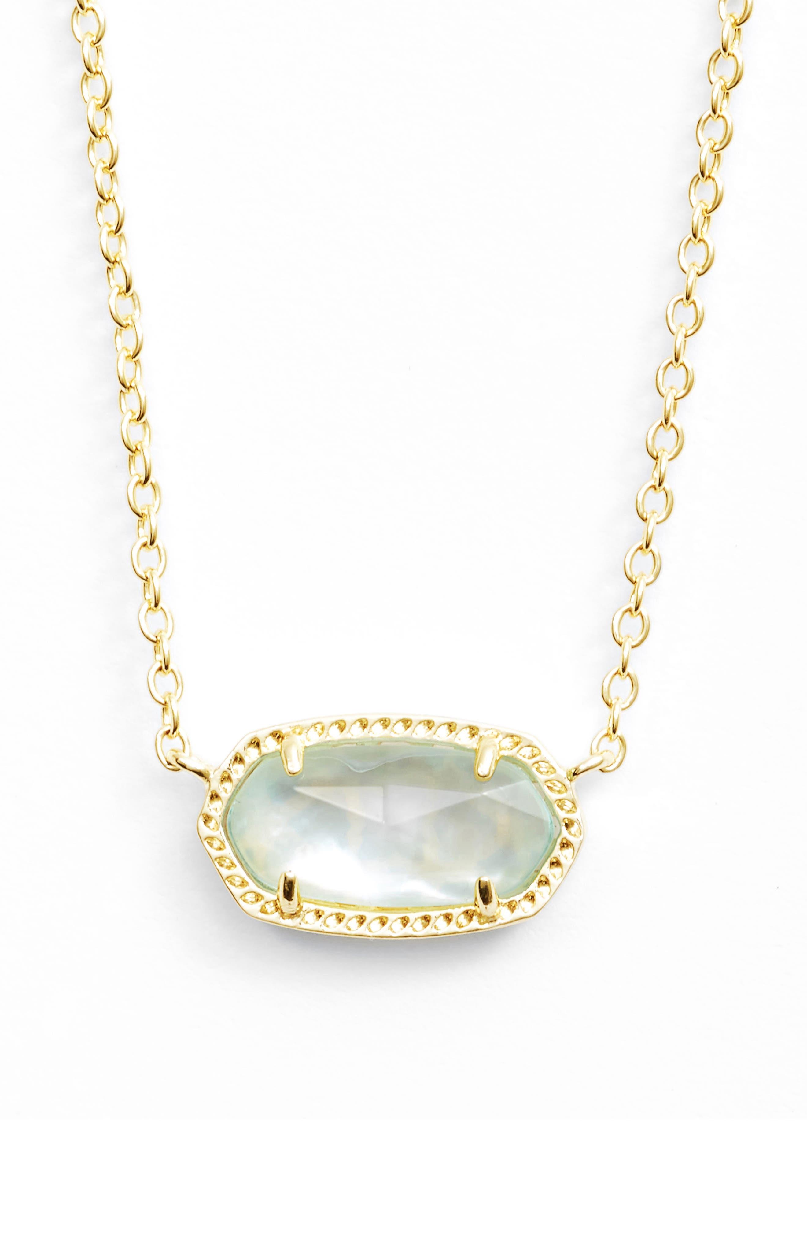 'Elisa' Pendant Necklace,                             Alternate thumbnail 145, color,