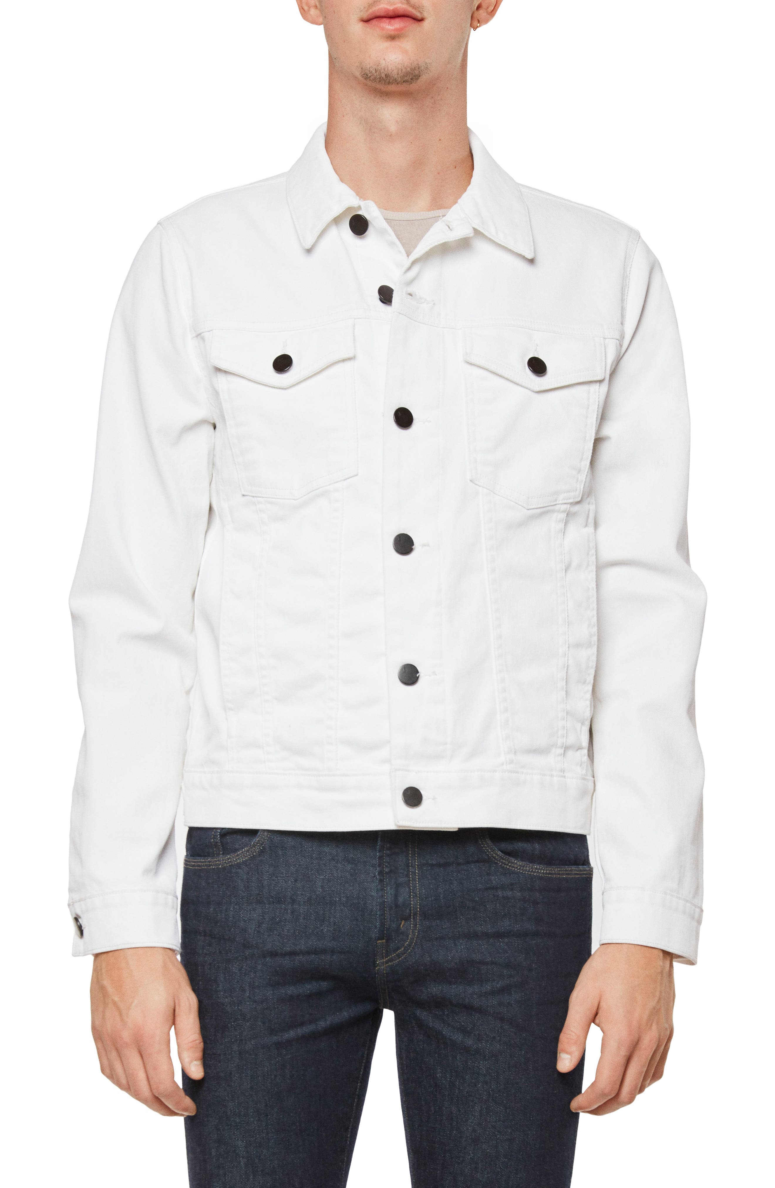 Noah Denim Jacket,                         Main,                         color, 900