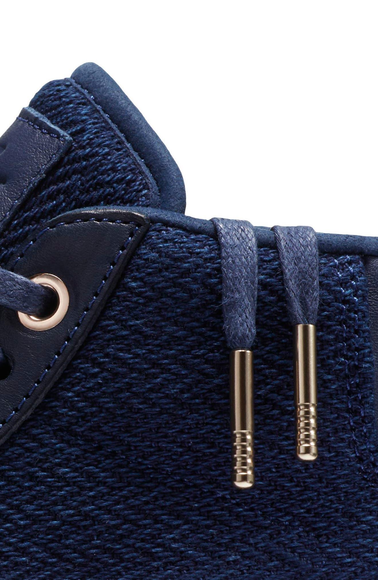 Blazer Mid Premium LX Sneaker,                             Alternate thumbnail 6, color,                             400
