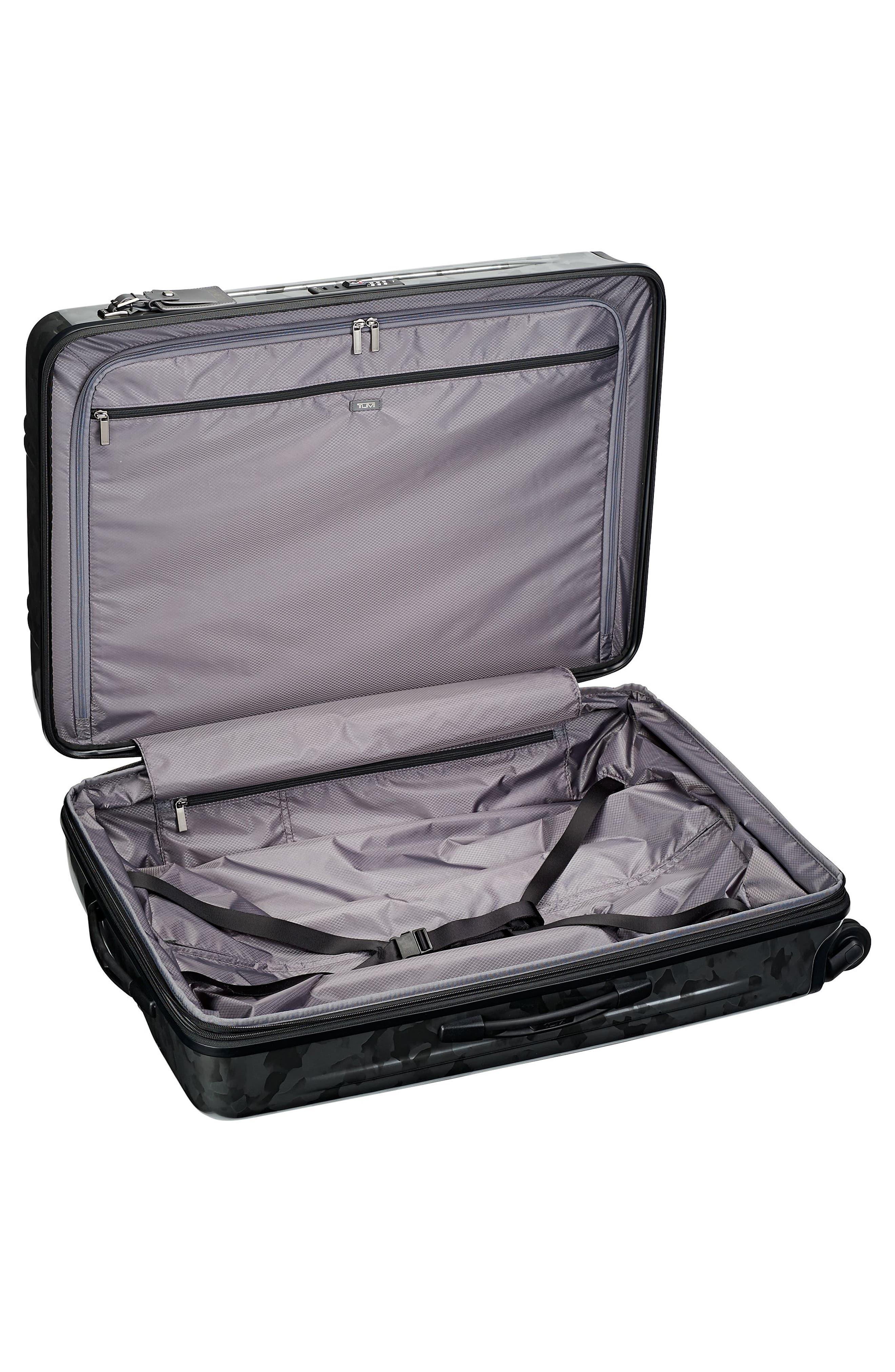 V3 31-Inch Extended Trip Spinner Packing Case,                             Alternate thumbnail 3, color,                             GALVANIZED SILVER