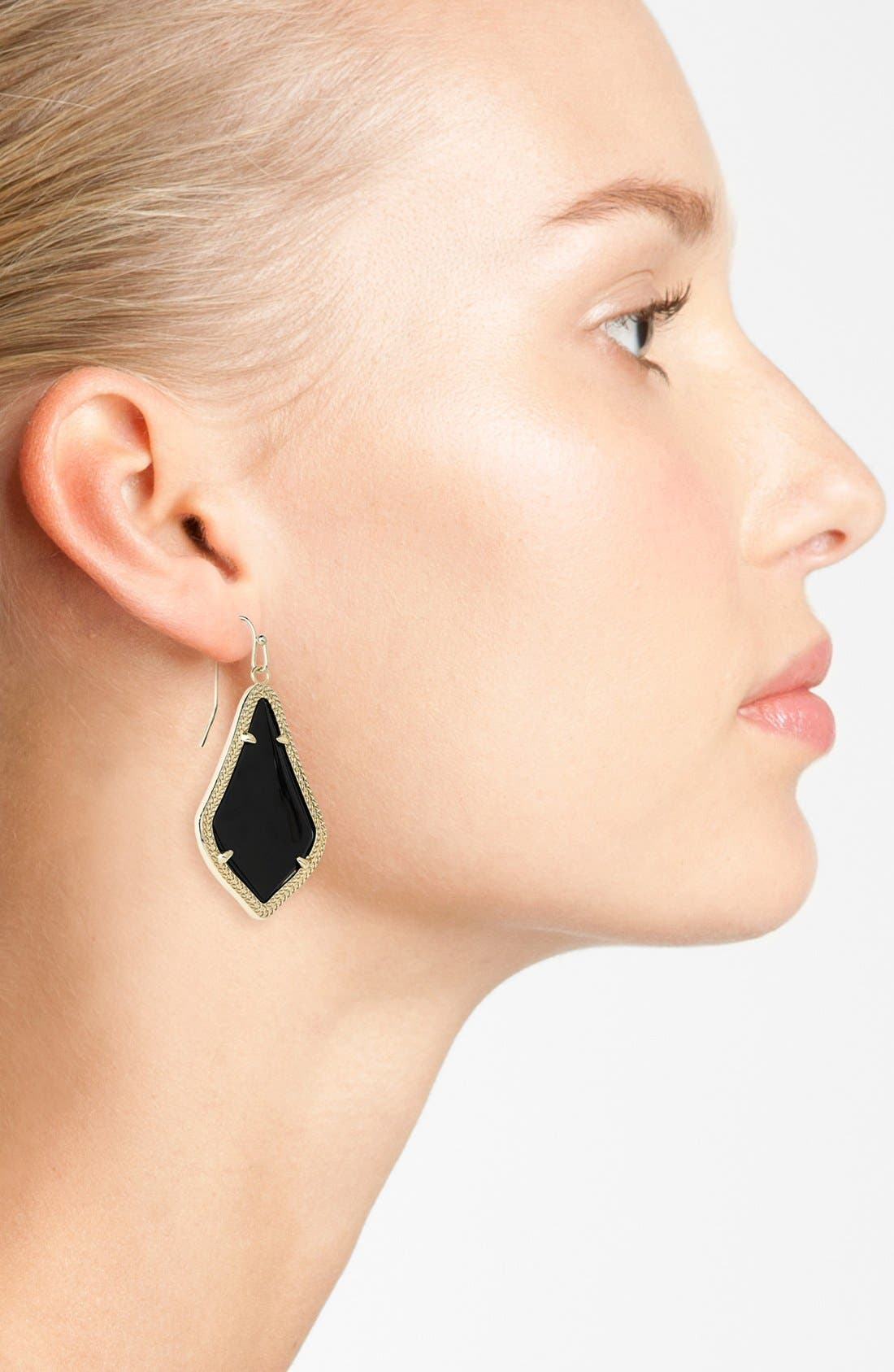 Alex Drop Earrings,                             Alternate thumbnail 2, color,                             002