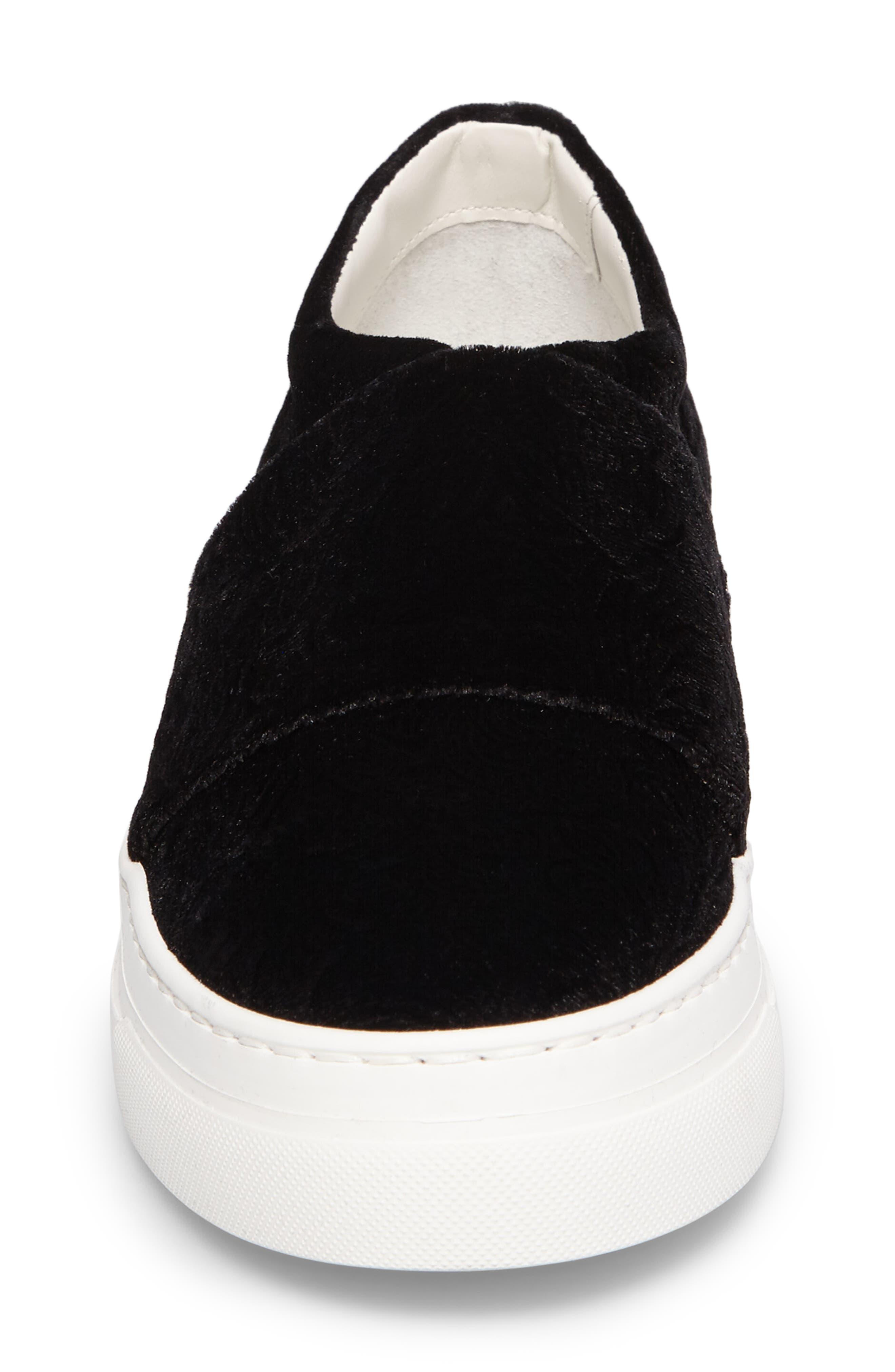 Arlo Slip-On Platform Sneaker,                             Alternate thumbnail 4, color,                             003