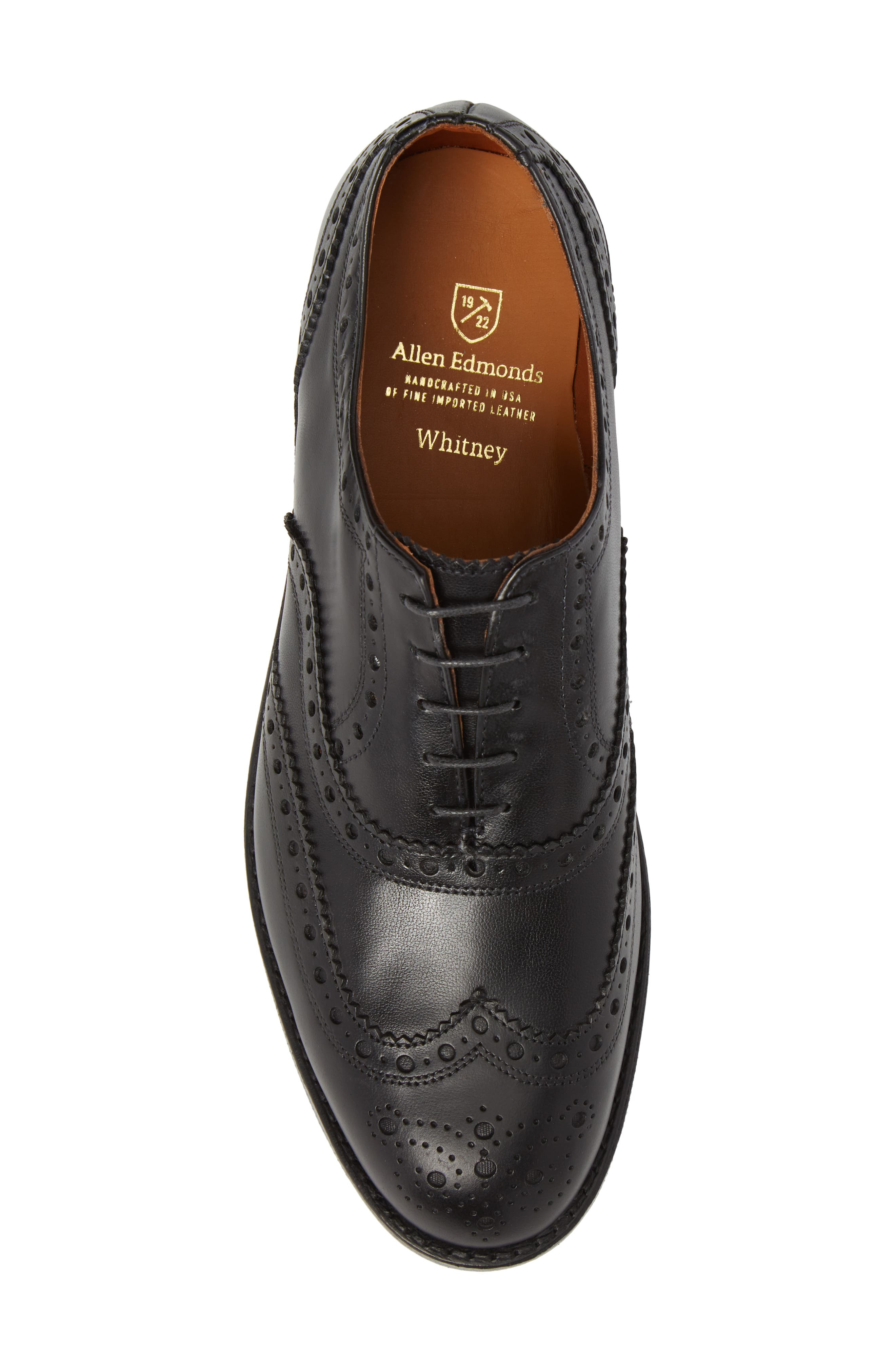 Whitney Wingtip Men),                             Alternate thumbnail 9, color,