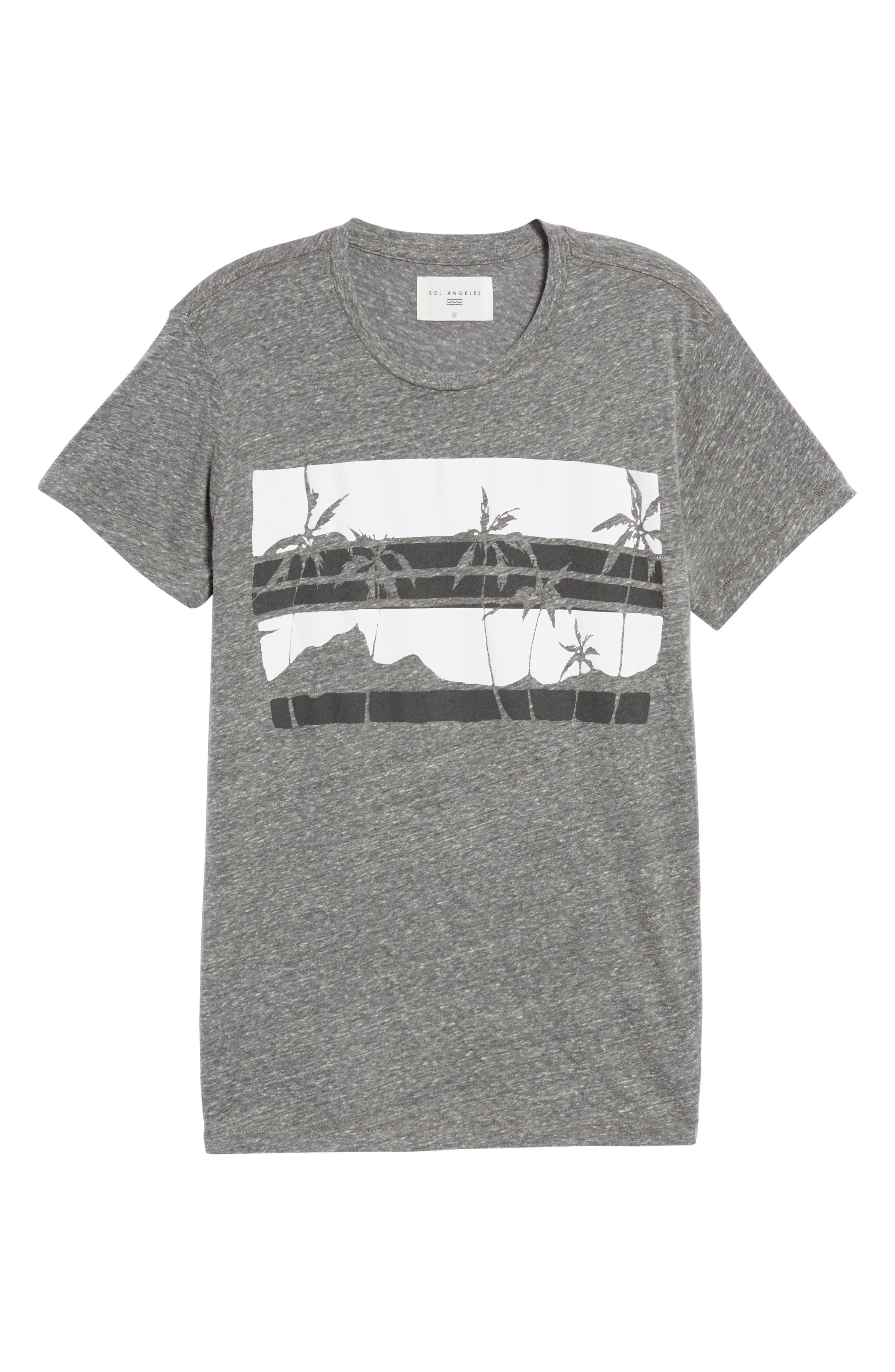 Las Palmas T-Shirt,                             Alternate thumbnail 6, color,                             060