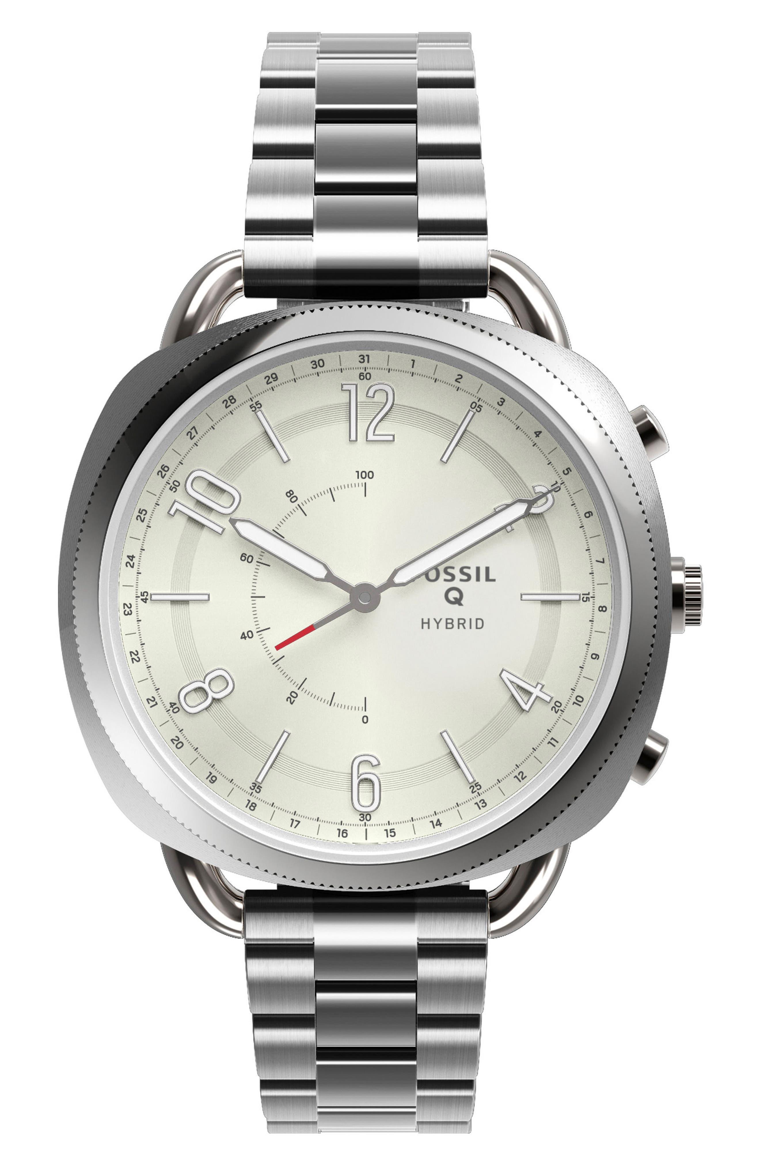 Accomplice Smart Bracelet Watch, 38mm,                             Main thumbnail 1, color,                             NO COLOR