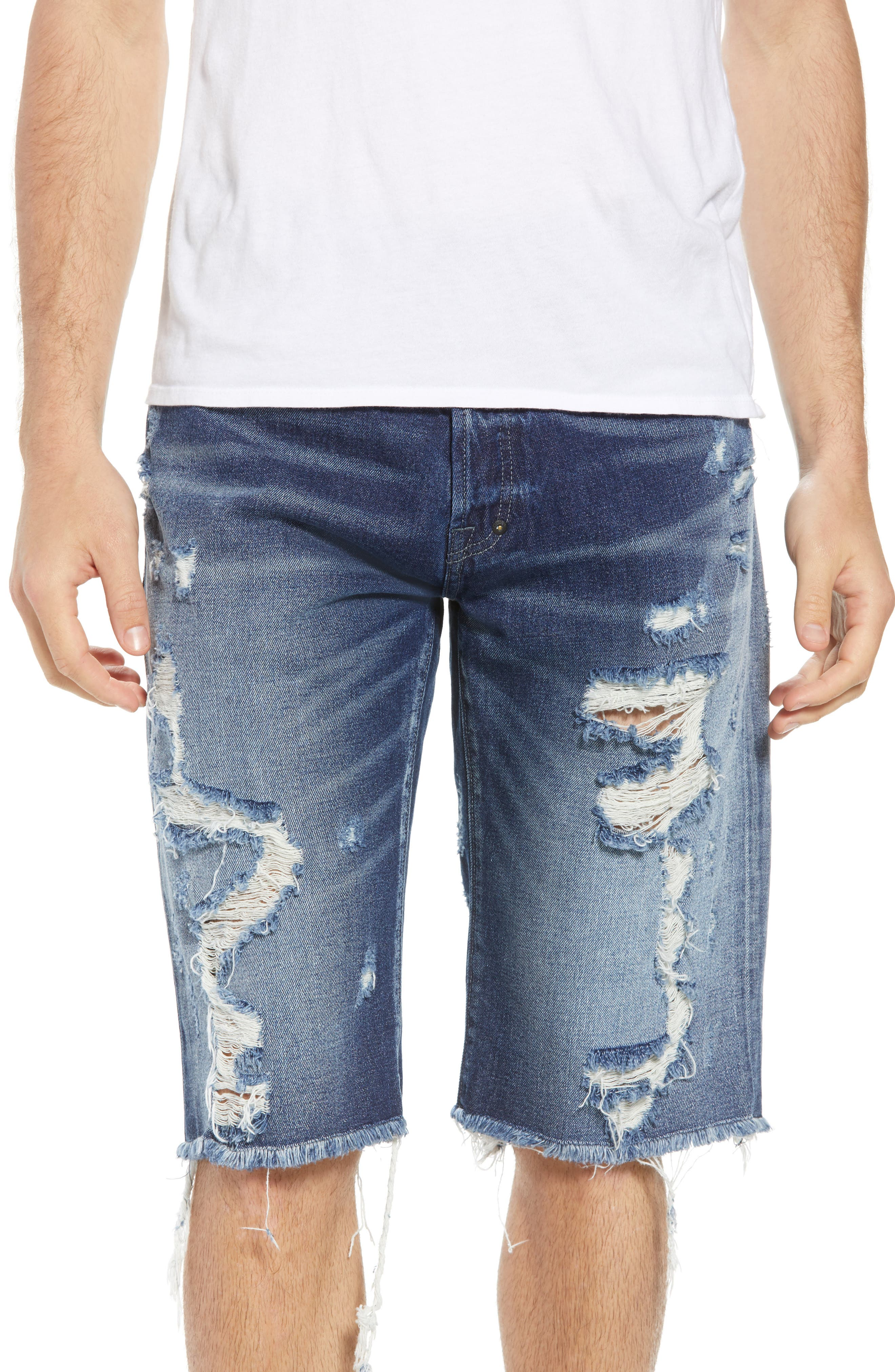 Challenger Regular Fit Shorts,                             Main thumbnail 1, color,                             NIMBLE