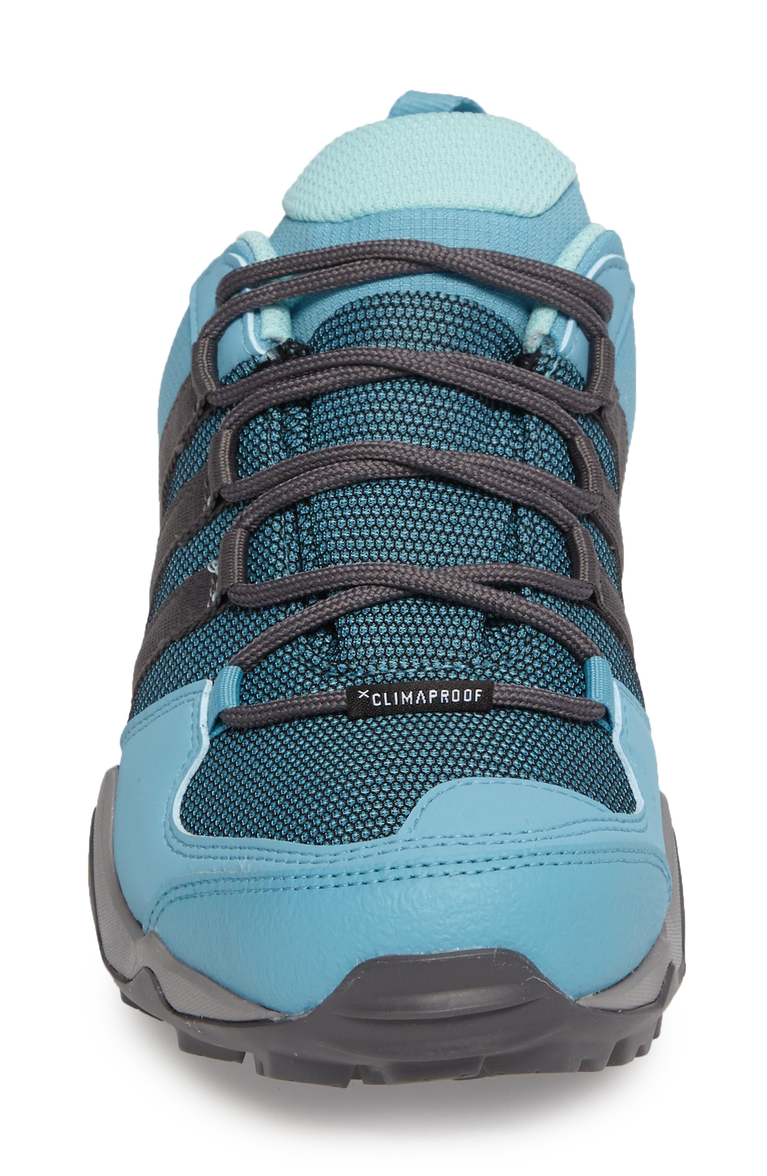 'AX2' Waterproof Hiking Shoe,                             Alternate thumbnail 4, color,                             400